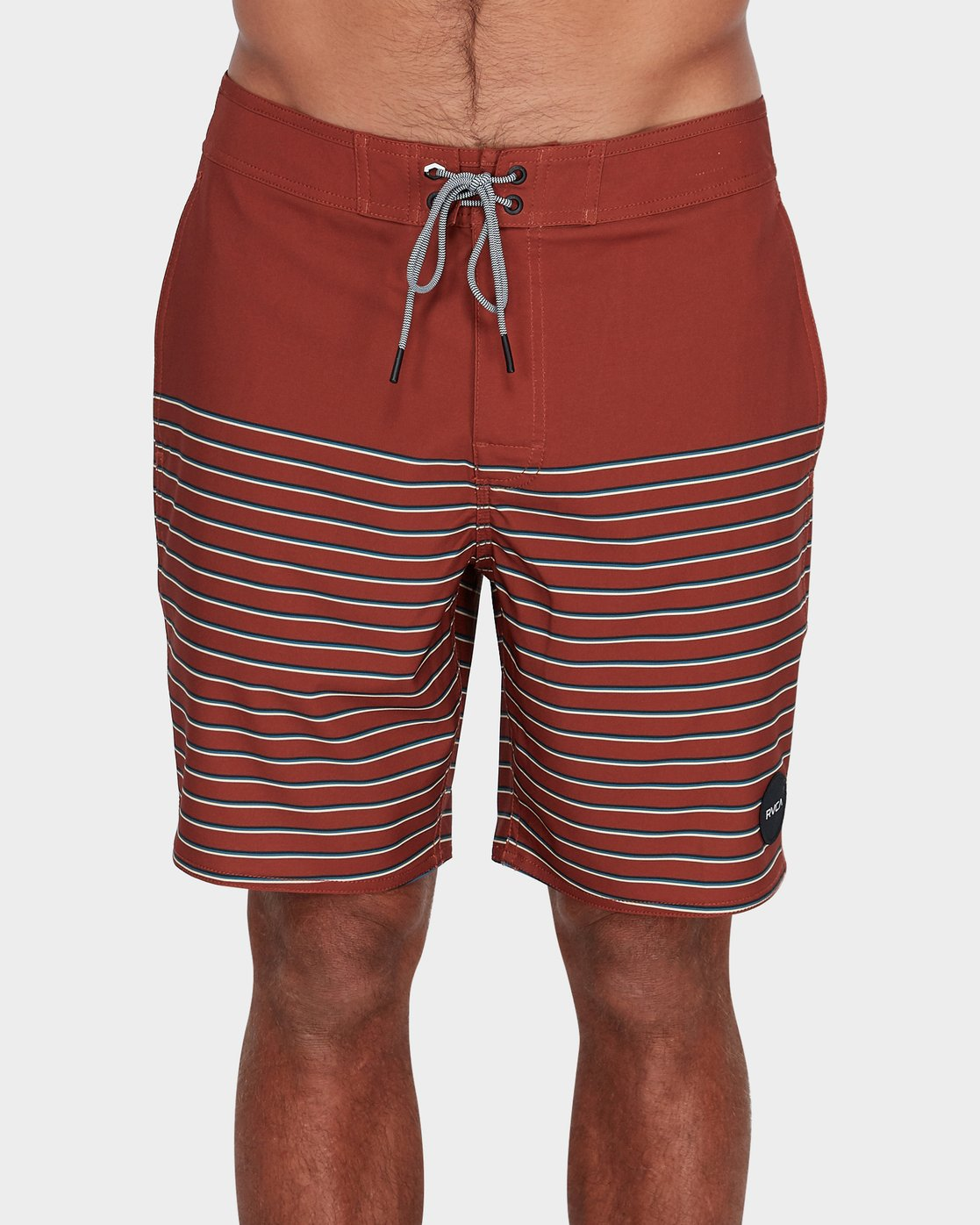 1 Curren Multi Stripe Trunk  R182413 RVCA