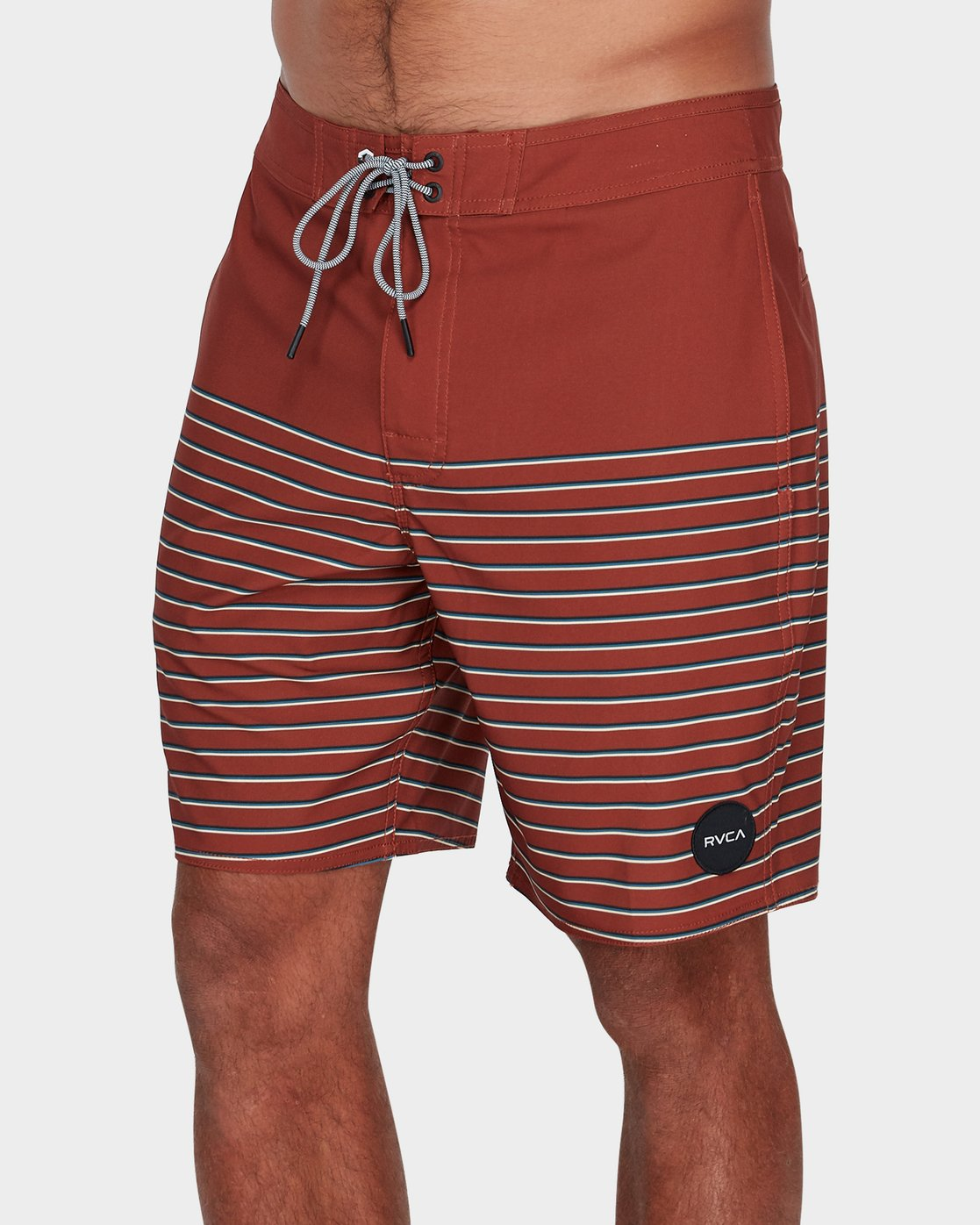 0 Curren Multi Stripe Trunk  R182413 RVCA