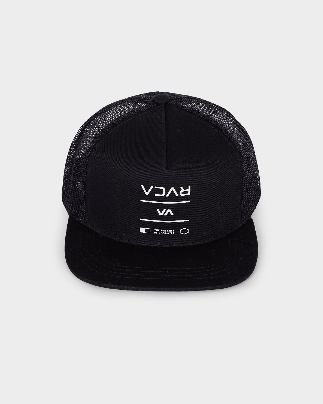1 RVCA Between The Lines Trucker  R182563 RVCA