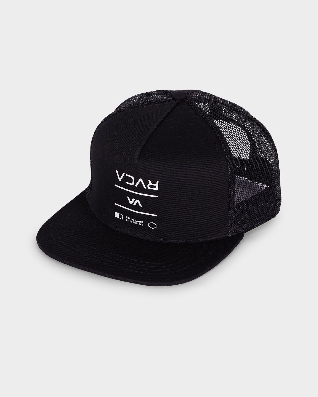 0 RVCA Between The Lines Trucker  R182563 RVCA
