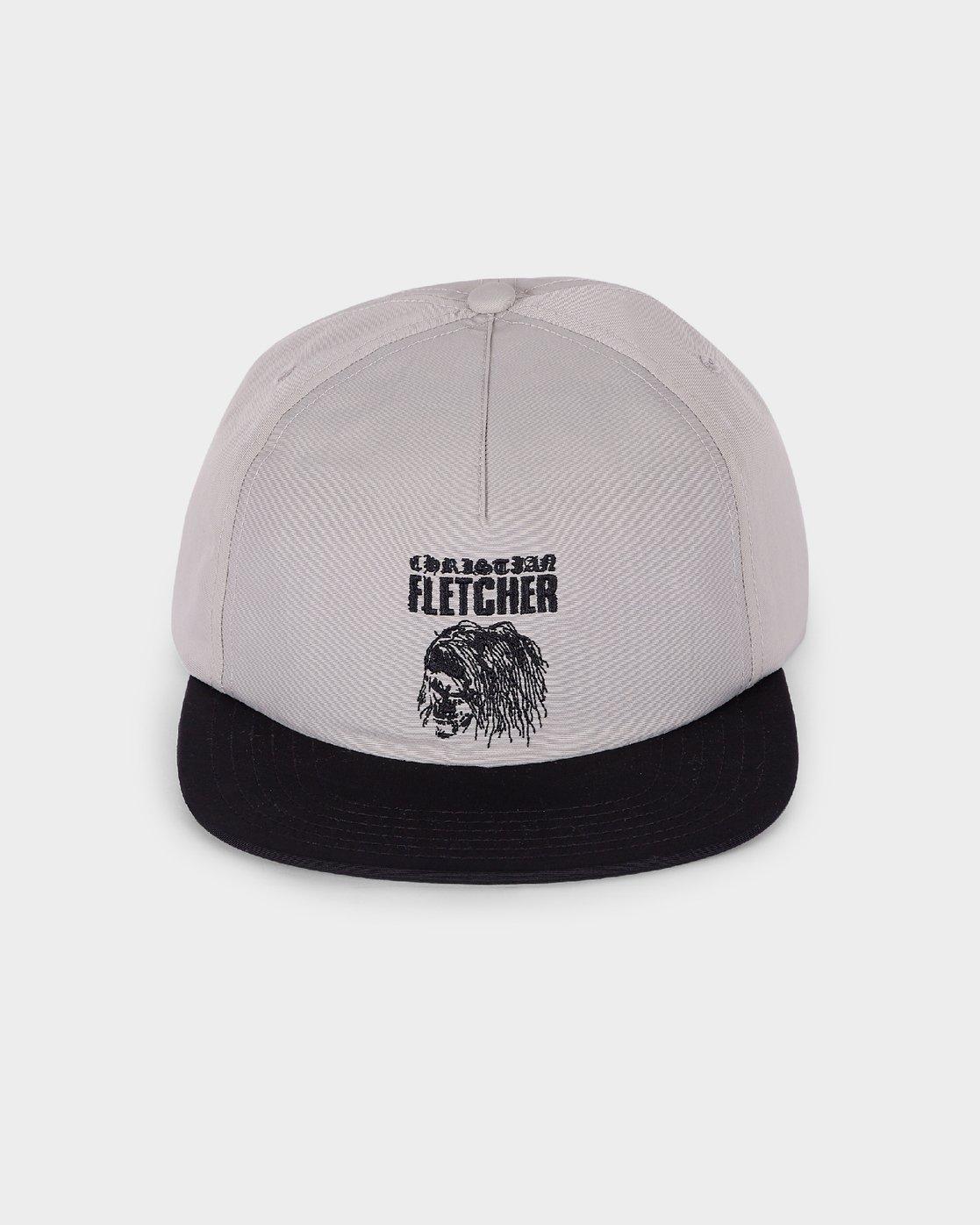 1 FLETCHER SKULL CA  R182567 RVCA