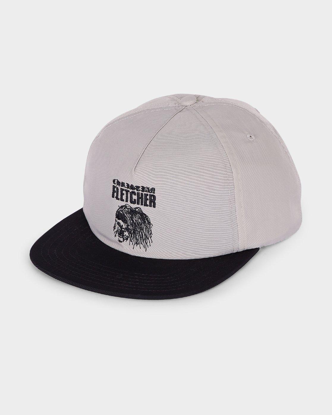0 FLETCHER SKULL CA  R182567 RVCA