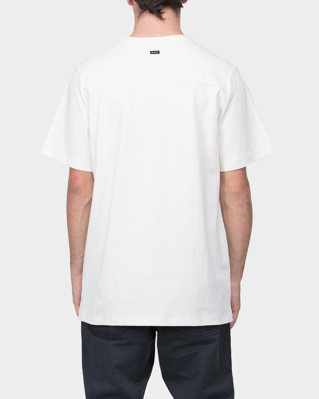 2 Prime Lynes T-Shirt  R183045 RVCA