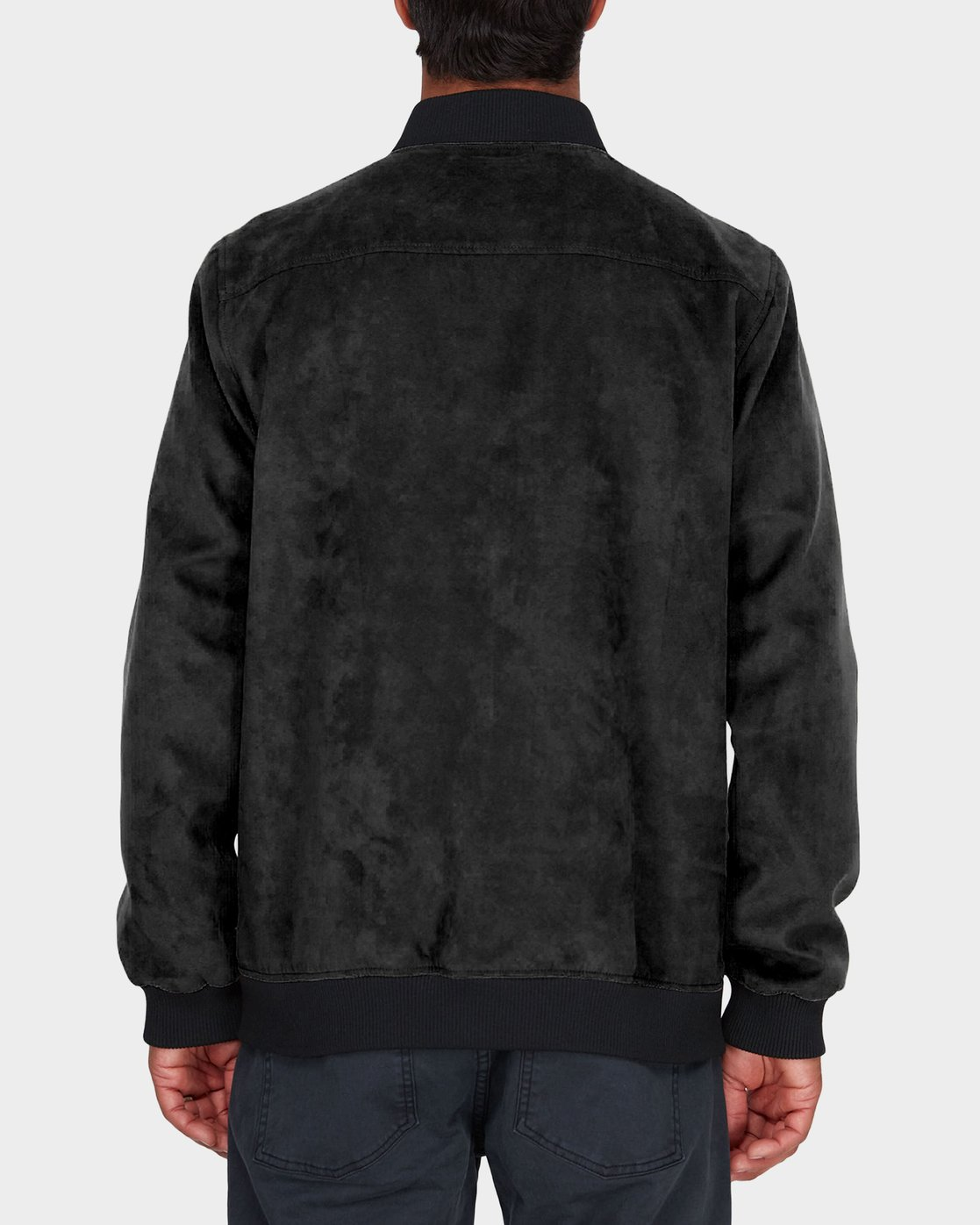 2 RVCA Suede Out Jacket  R183434 RVCA