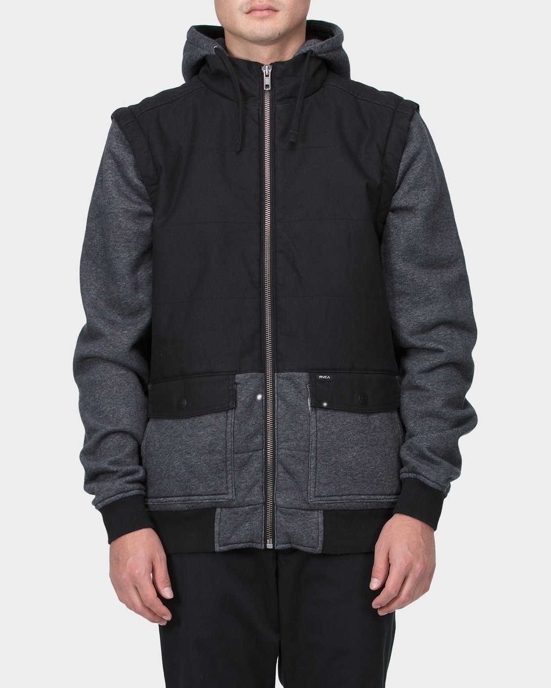 0 RVCA Trust The Puff Jacket  R183436 RVCA