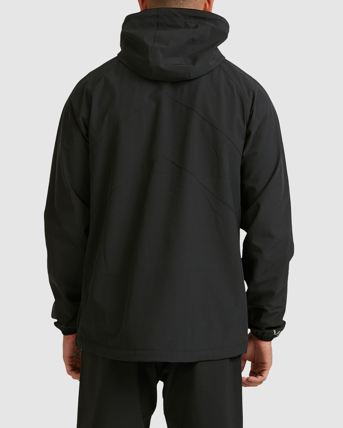 8 VA WINDBREAKER Black R183438 RVCA