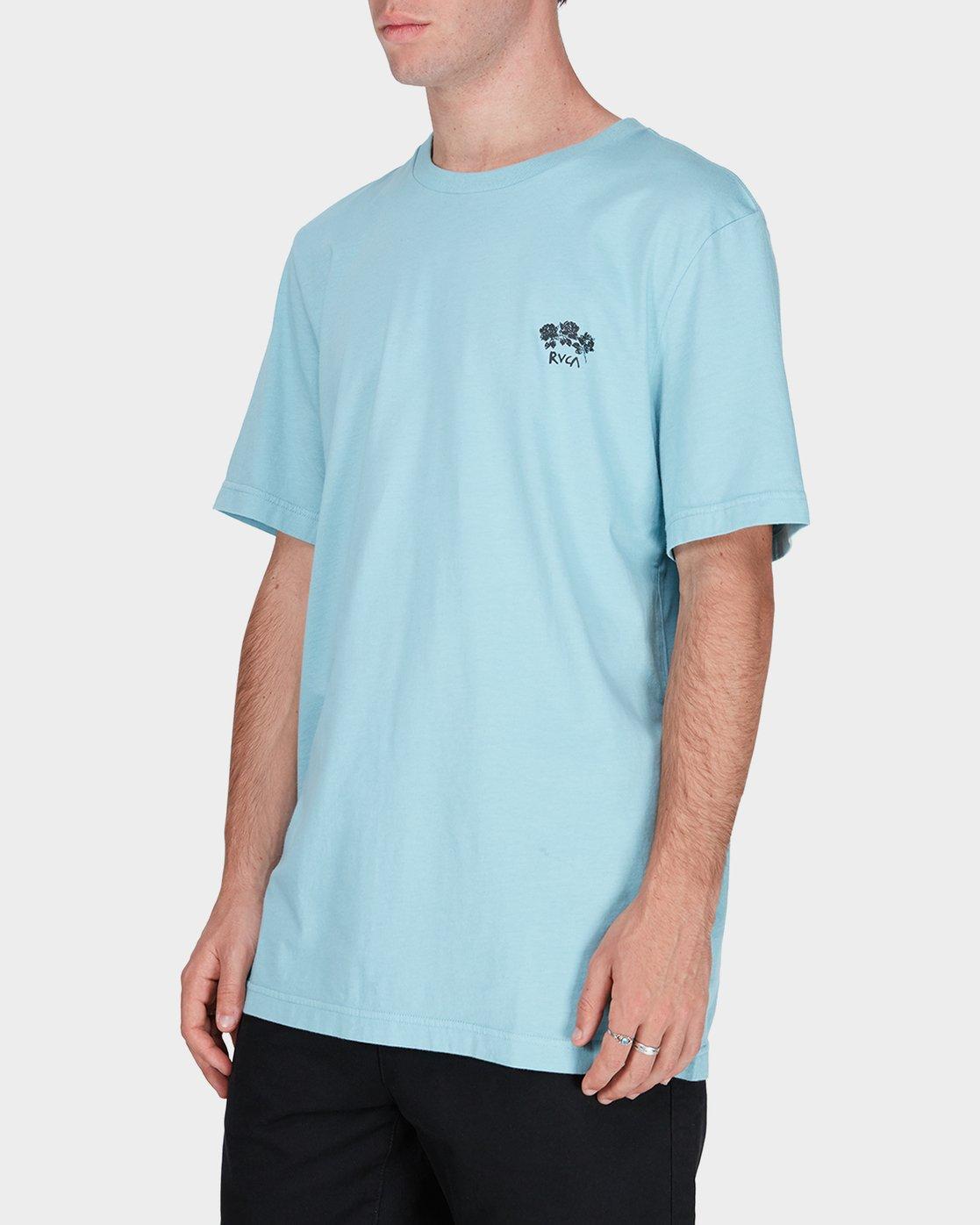 1 Oblow Roses T-Shirt  R184043 RVCA