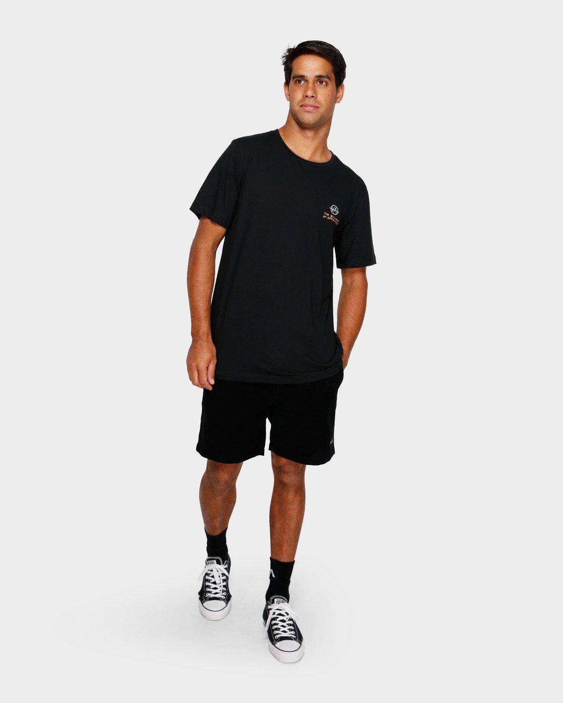 5 Split Decision T-Shirt  R191047 RVCA