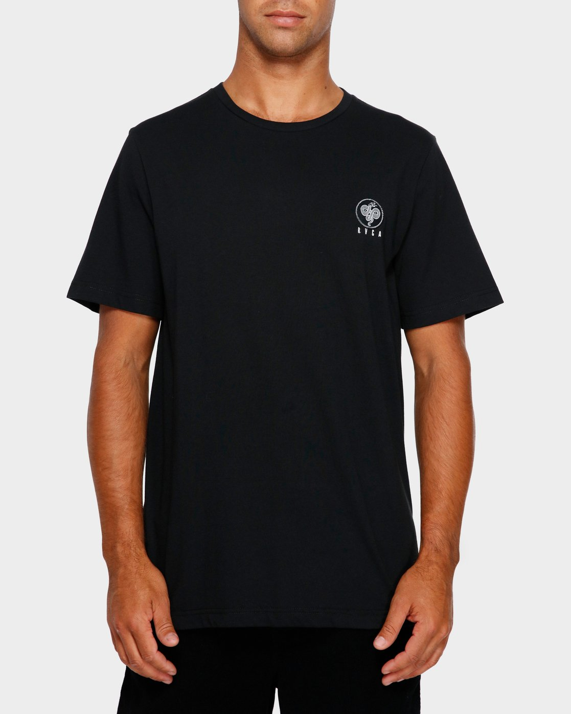2 Split Decision T-Shirt  R191055 RVCA