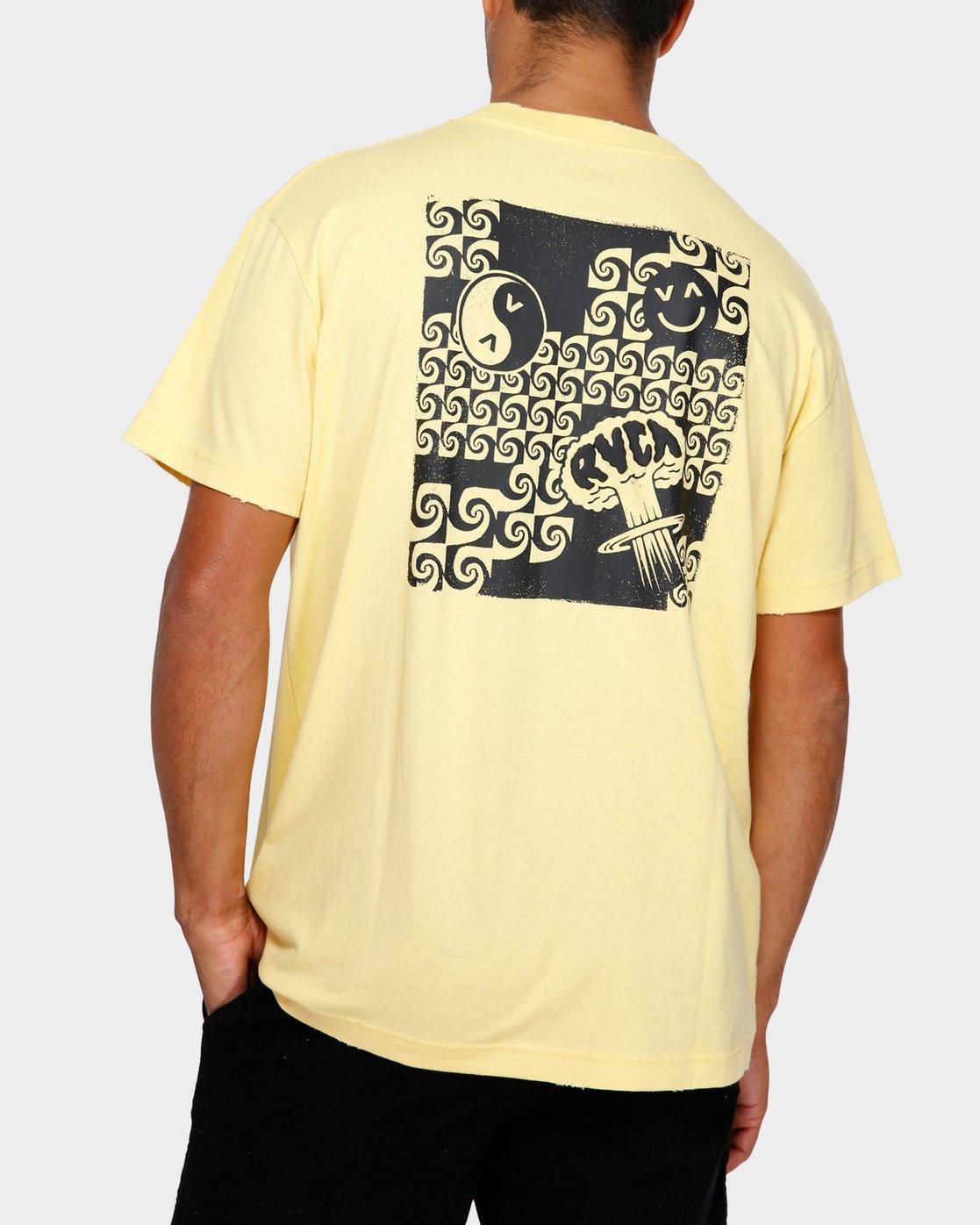 1 Atomic T-Shirt  R191062 RVCA