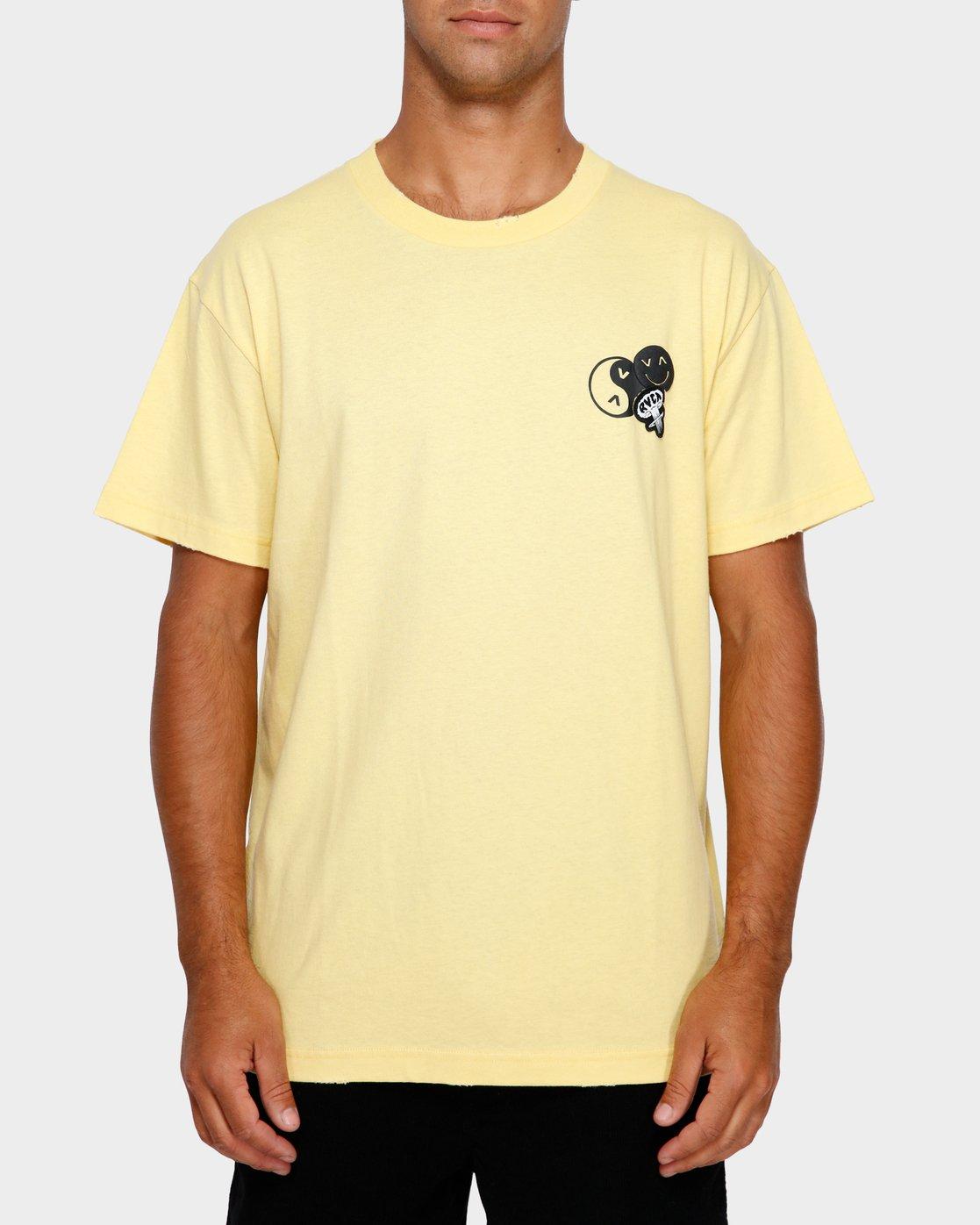 2 Atomic T-Shirt  R191062 RVCA