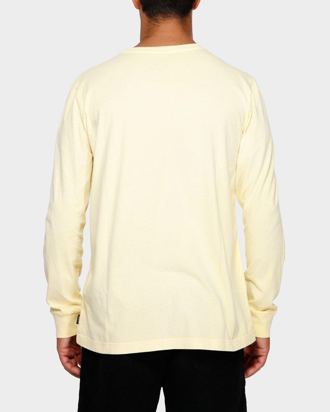 3 Focus 2.0 Long Sleeve T-Shirt  R191091 RVCA
