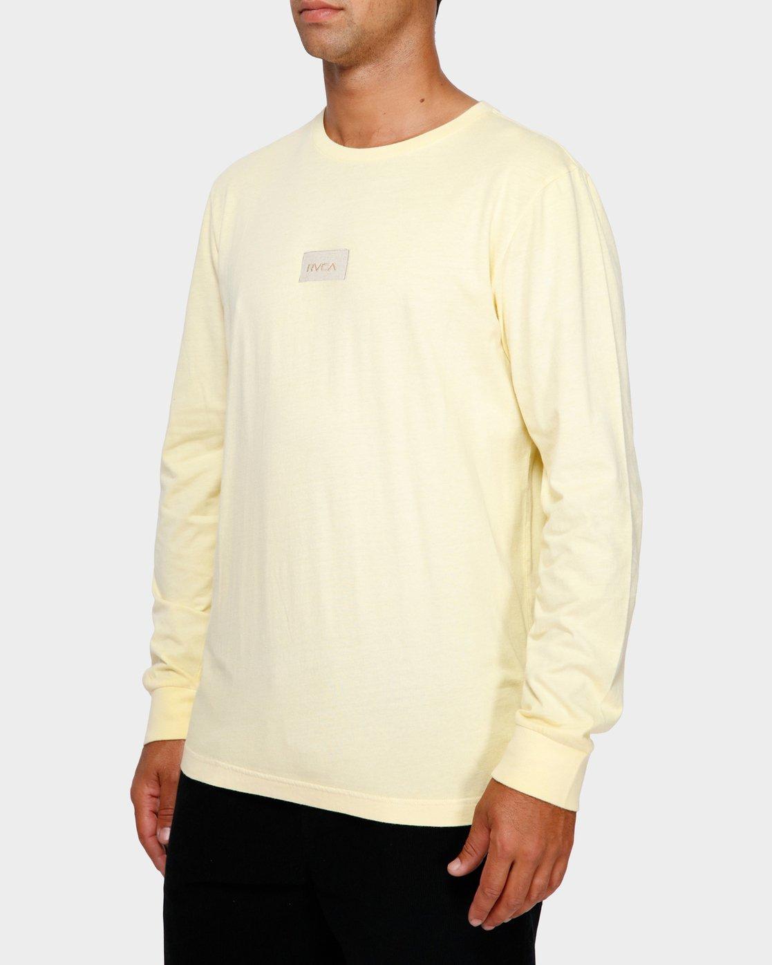 2 Focus 2.0 Long Sleeve T-Shirt  R191091 RVCA