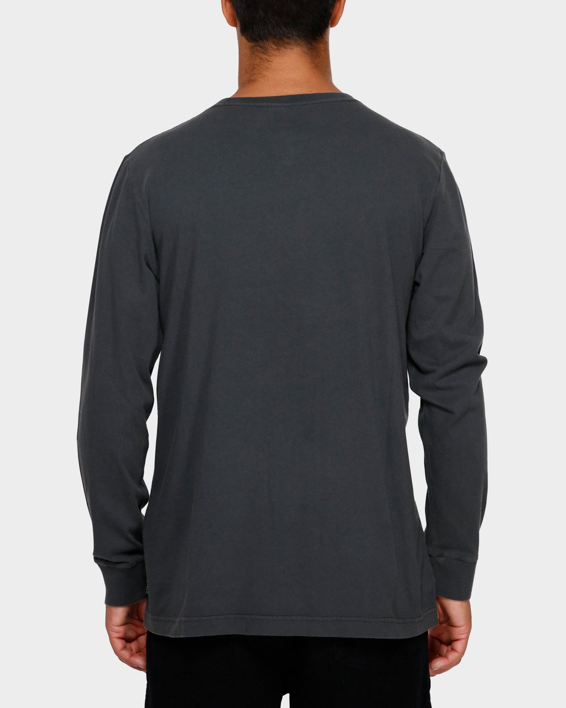 3 Focus 2.0 Long Sleeve T-Shirt Black R191091 RVCA