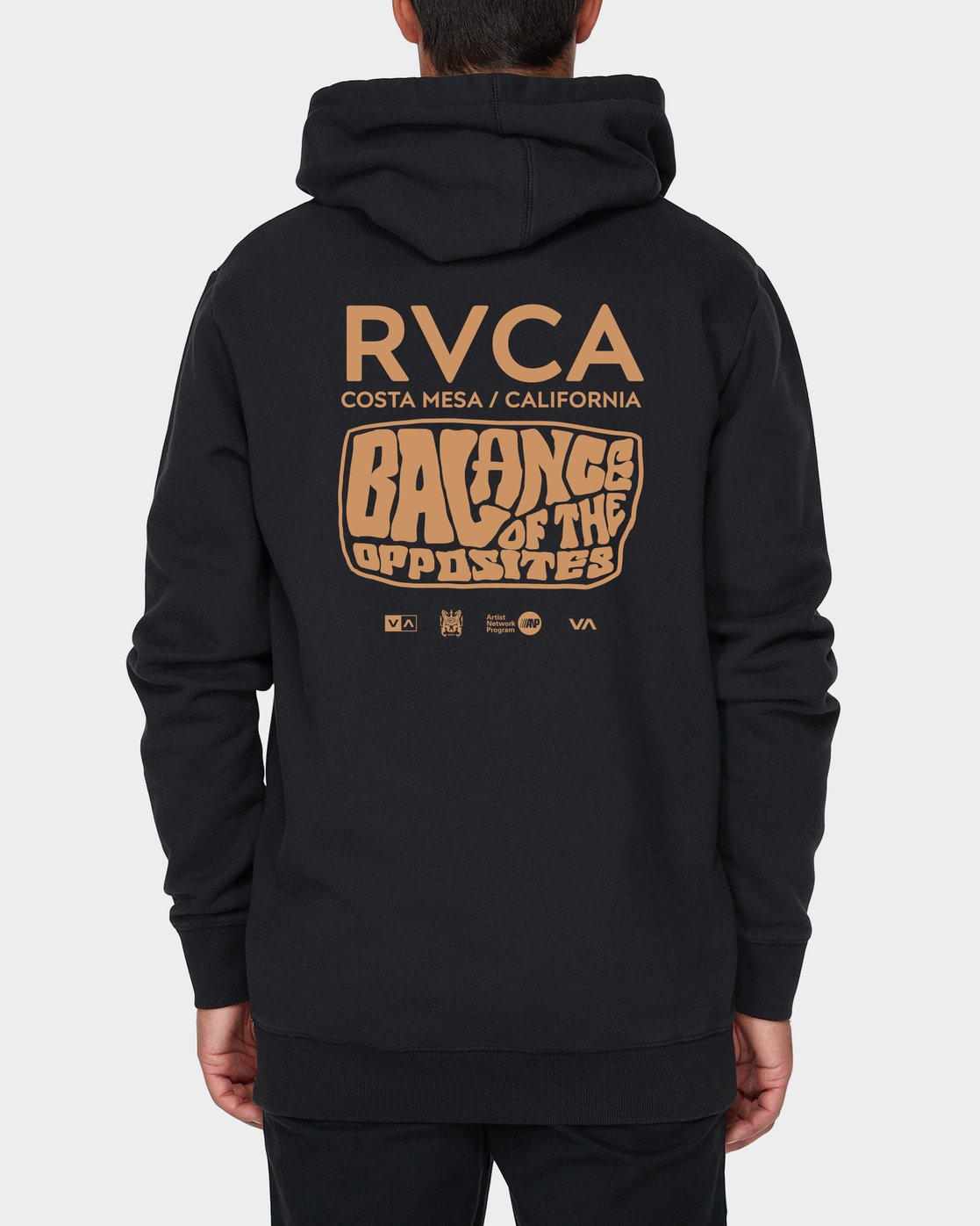 2 Stack Em High Pullover  R191155 RVCA