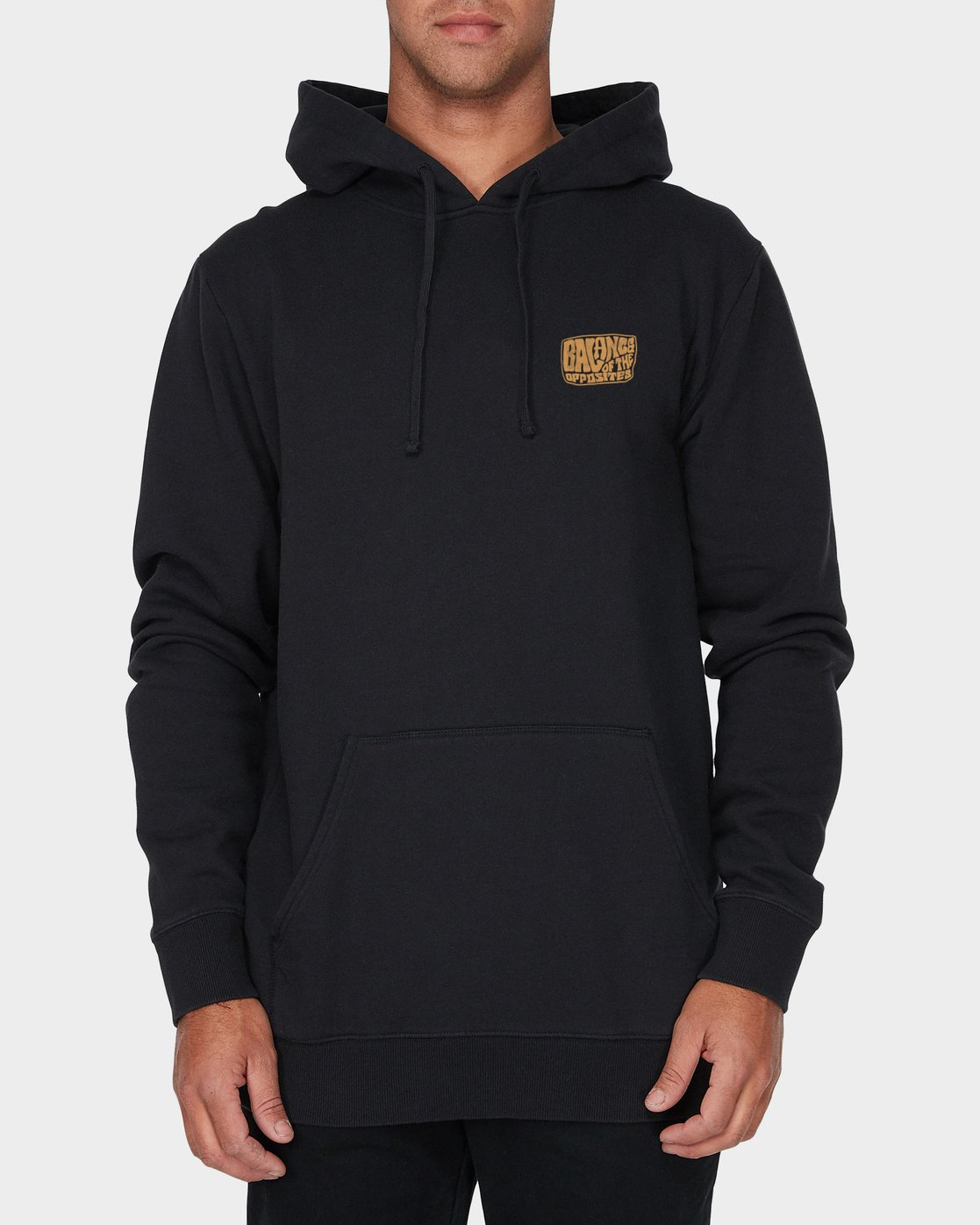 0 Stack Em High Pullover  R191155 RVCA