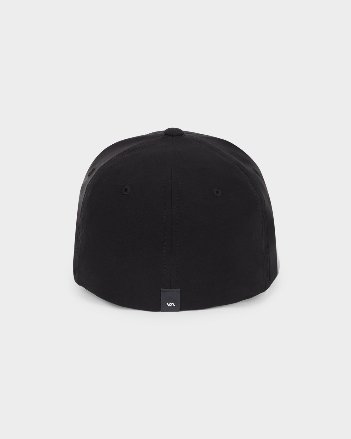 2 Warner Box Flexfit Cap Black R191569 RVCA