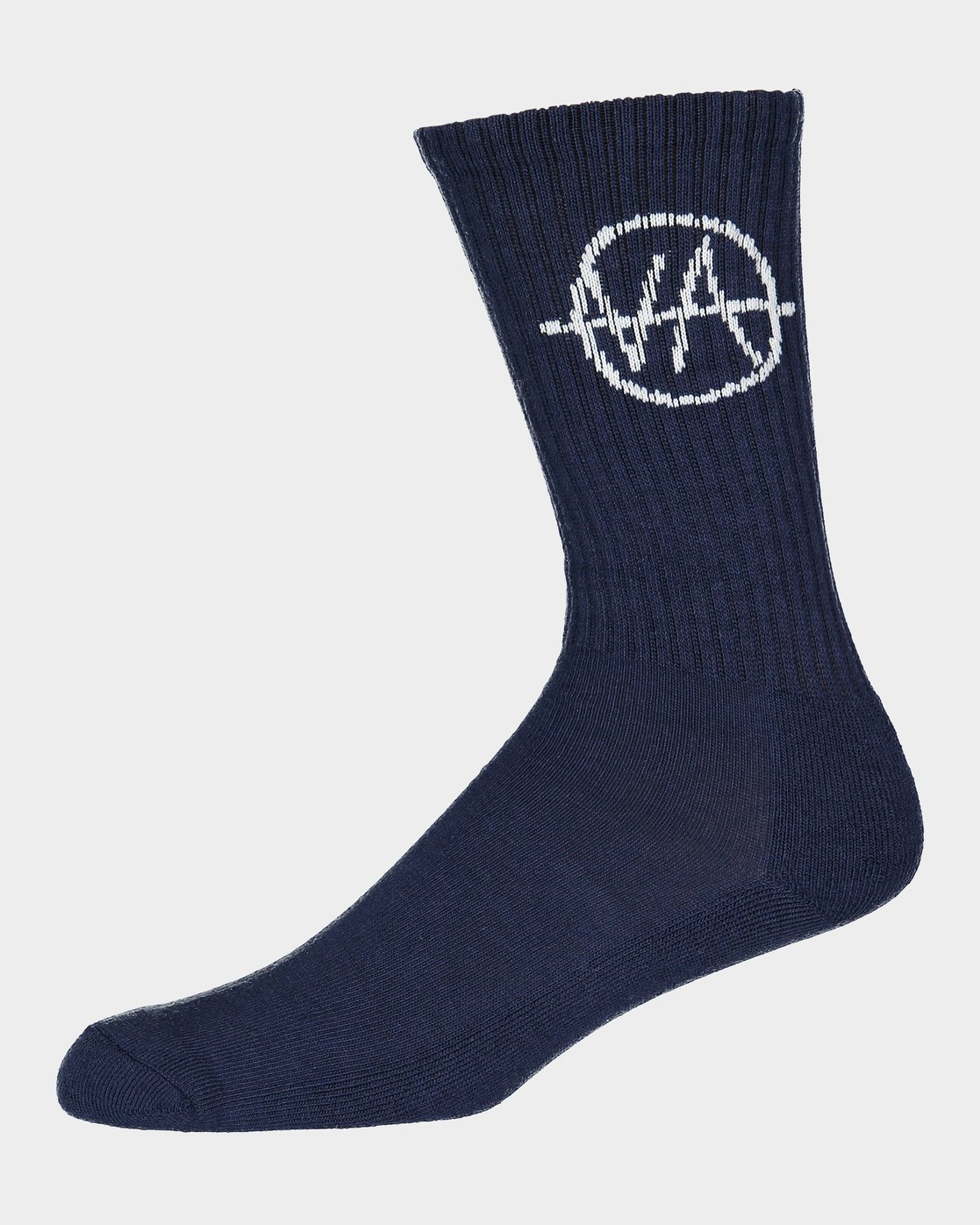2 RVCA Allsorts Sock 4 Pack  R191603 RVCA