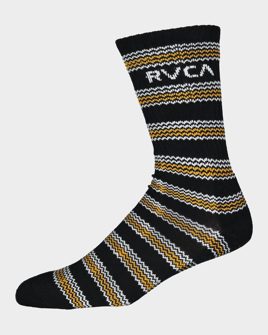 5 RVCA Allsorts Sock 4 Pack  R191603 RVCA