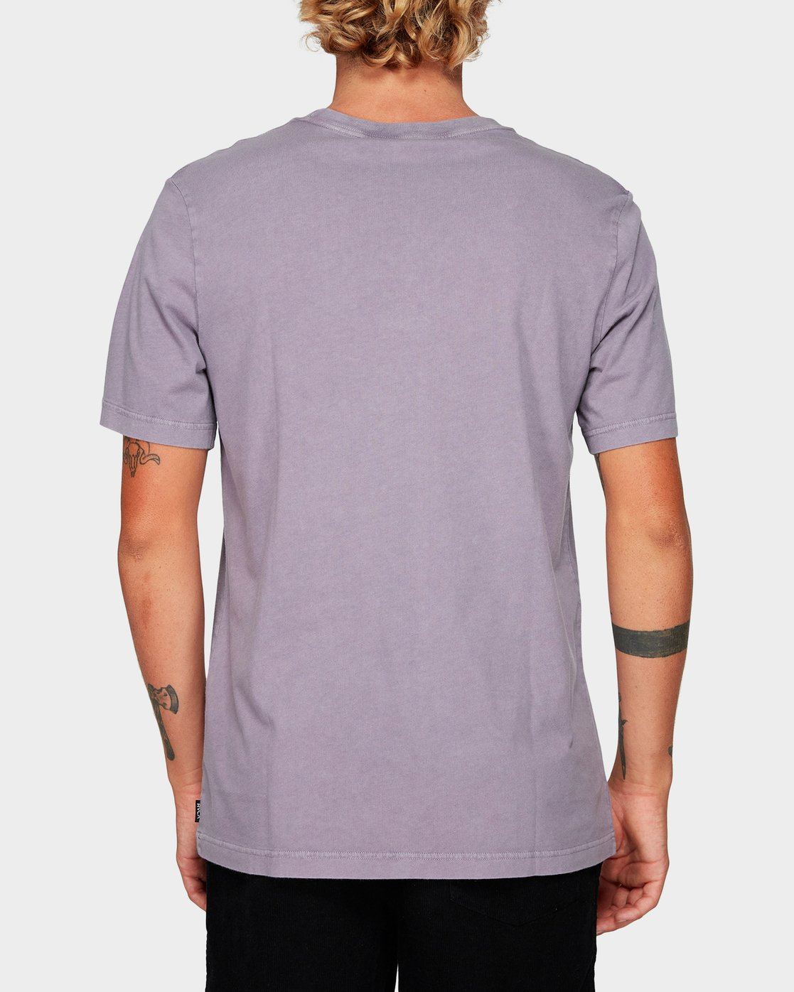 2 Web Short Sleeve T-Shirt  R192053 RVCA