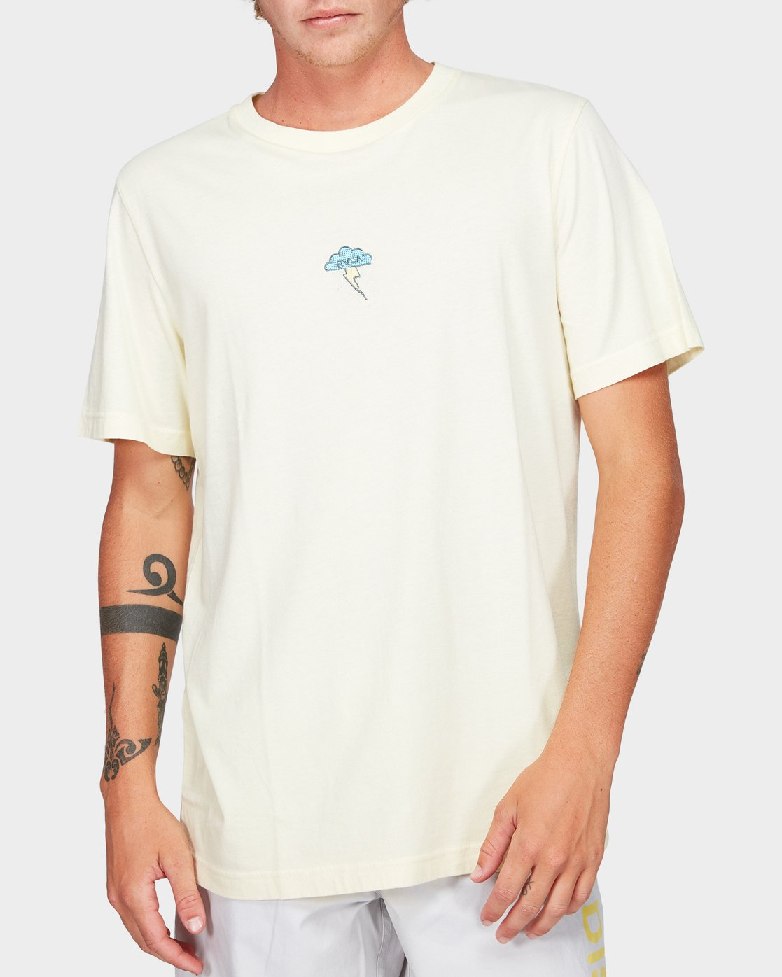 0 Southerly Buster Short Sleeve T-Shirt  R192056 RVCA