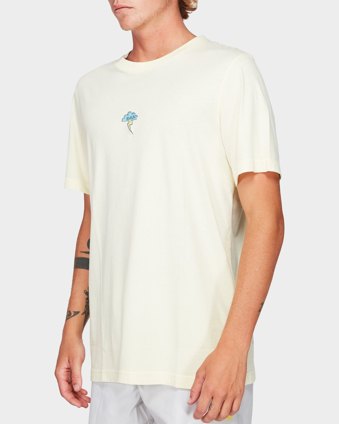 1 Southerly Buster Short Sleeve T-Shirt  R192056 RVCA