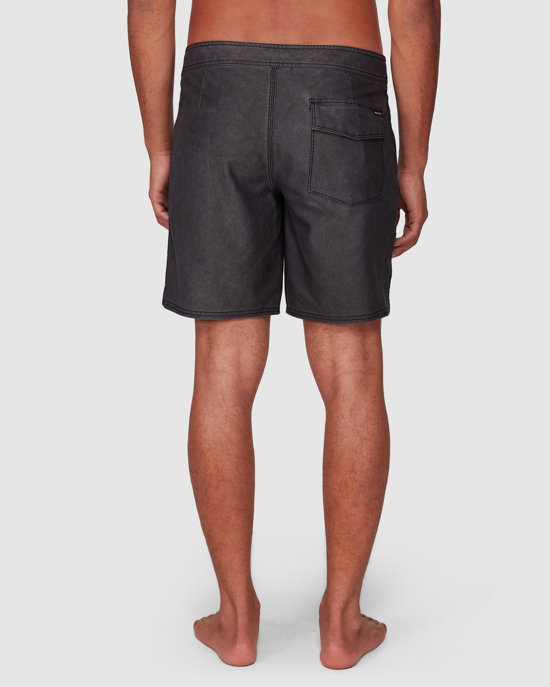 8 VA Trunk 17 Inch BoardShort Black R192407 RVCA