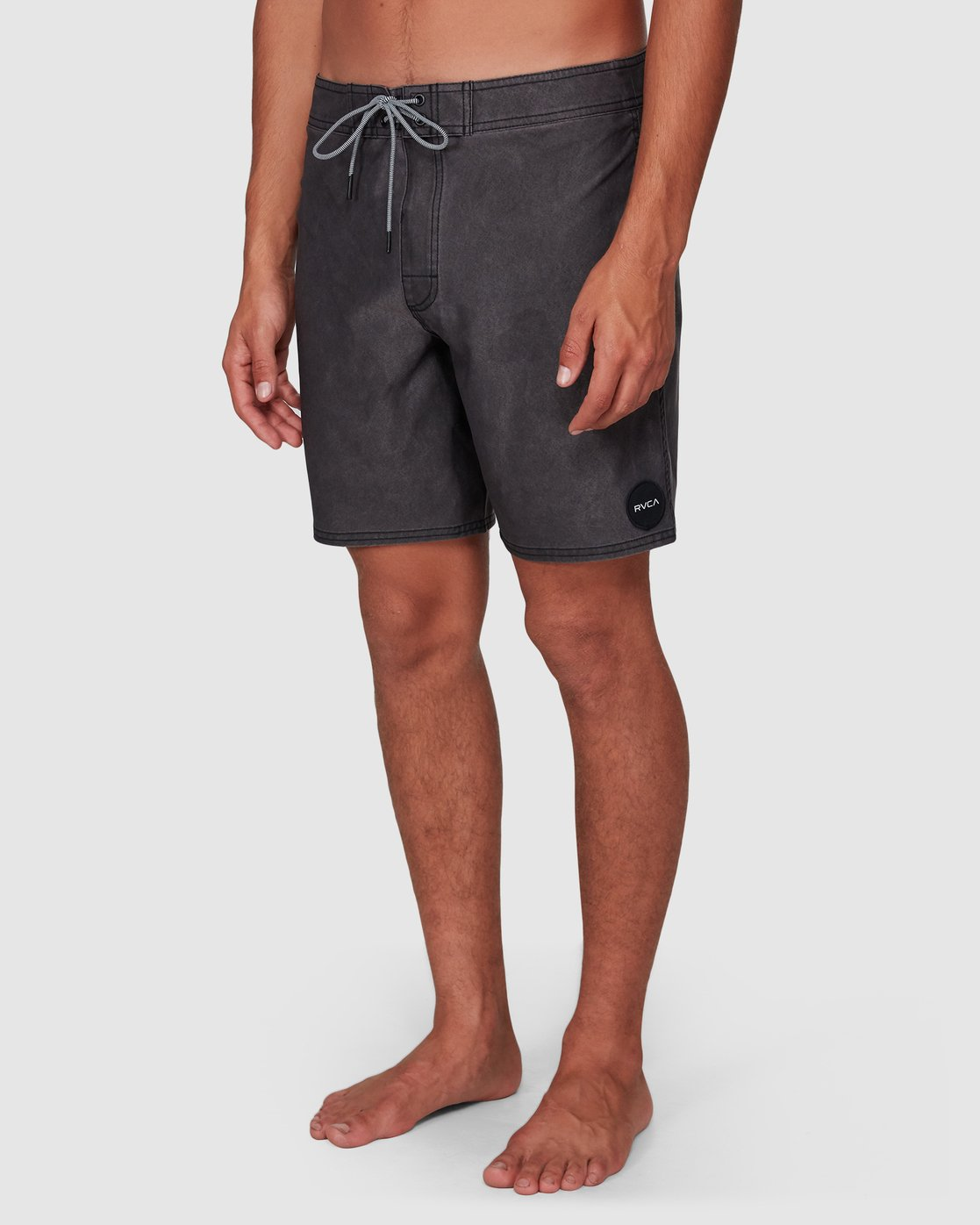 6 VA Trunk 17 Inch BoardShort Black R192407 RVCA