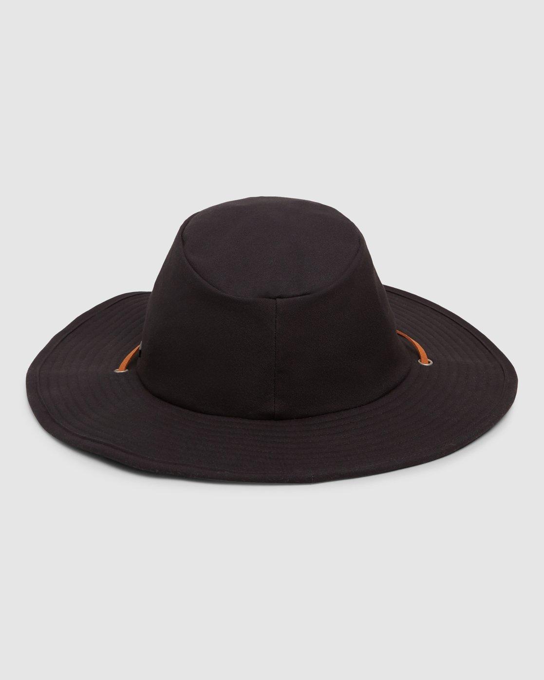 2 RVCA Bucket Hat Black R192573 RVCA
