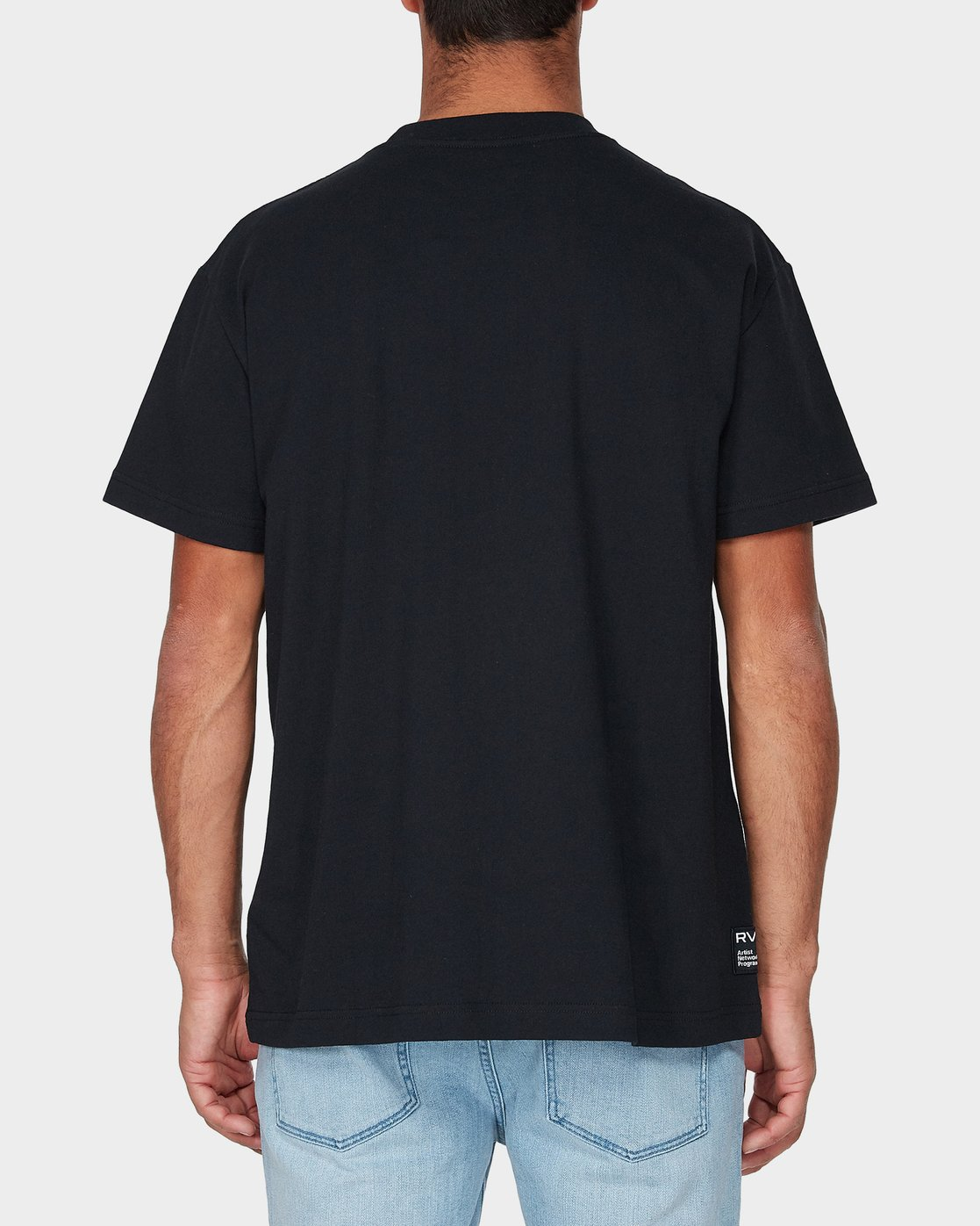2 Mono Flower Short Sleeve T-Shirt  R193044 RVCA