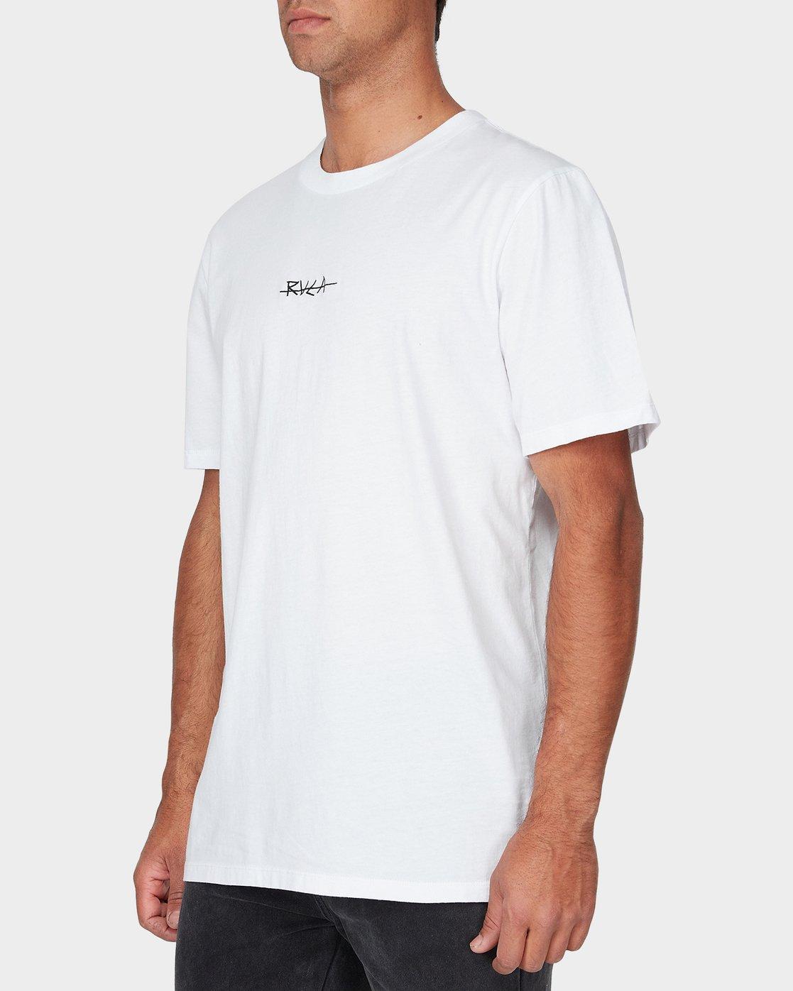 1 Snakes & Daggers Short Sleeve T-Shirt  R193047 RVCA