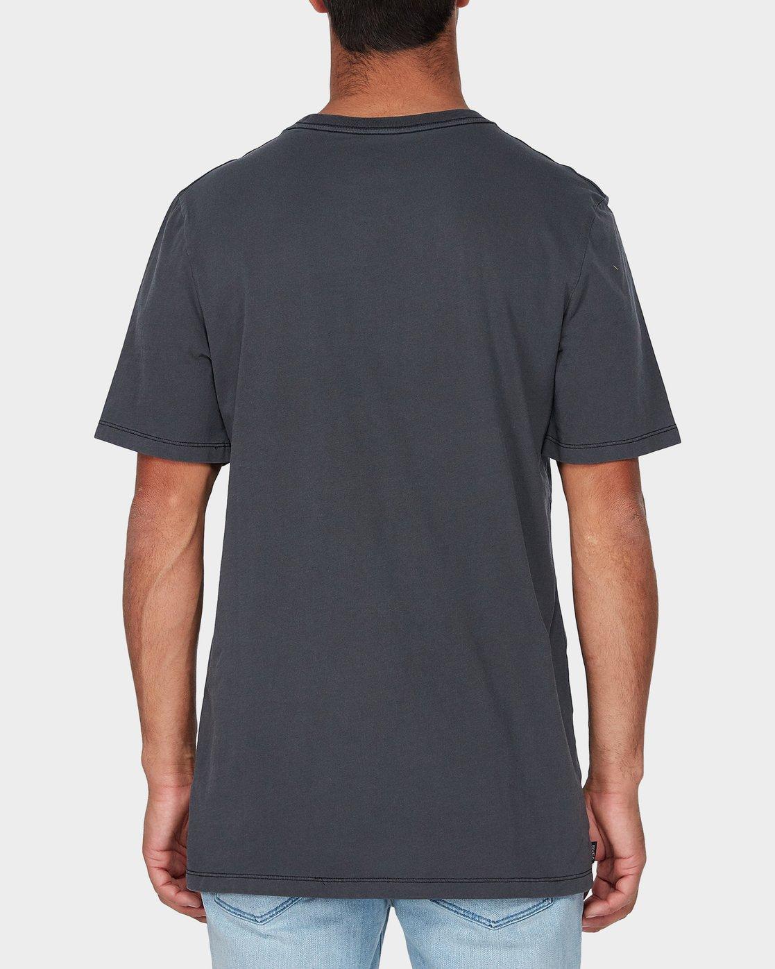 2 RVCA Samurai Short Sleeve T-Shirt  R193054 RVCA