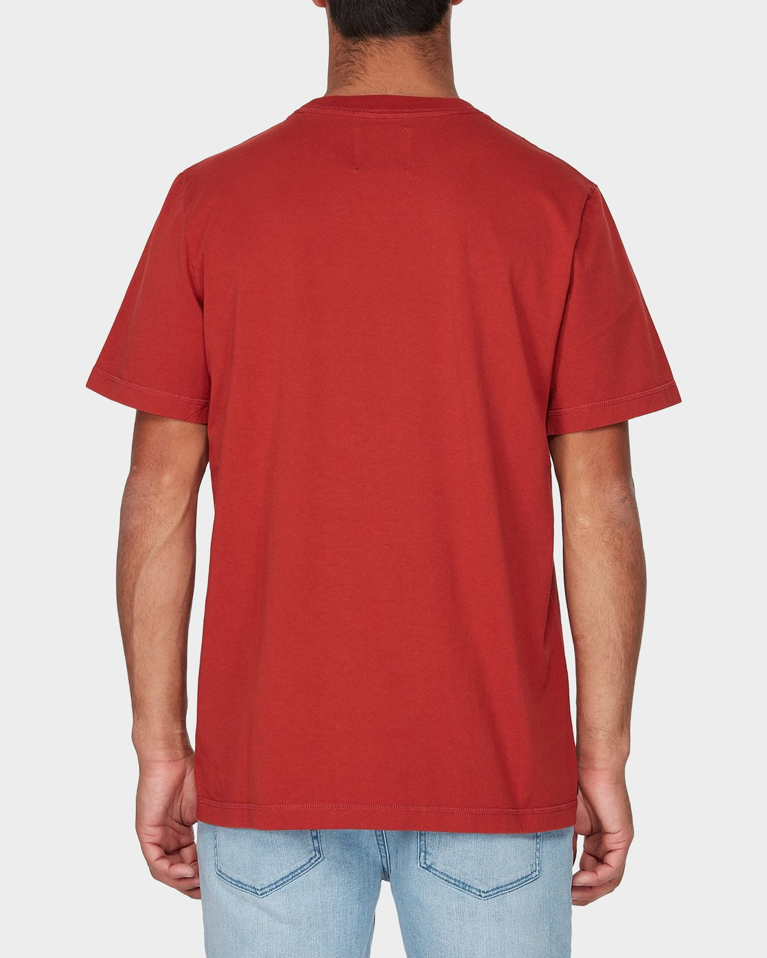 2 RVCA Crest Short Sleeve T-Shirt  R193055 RVCA