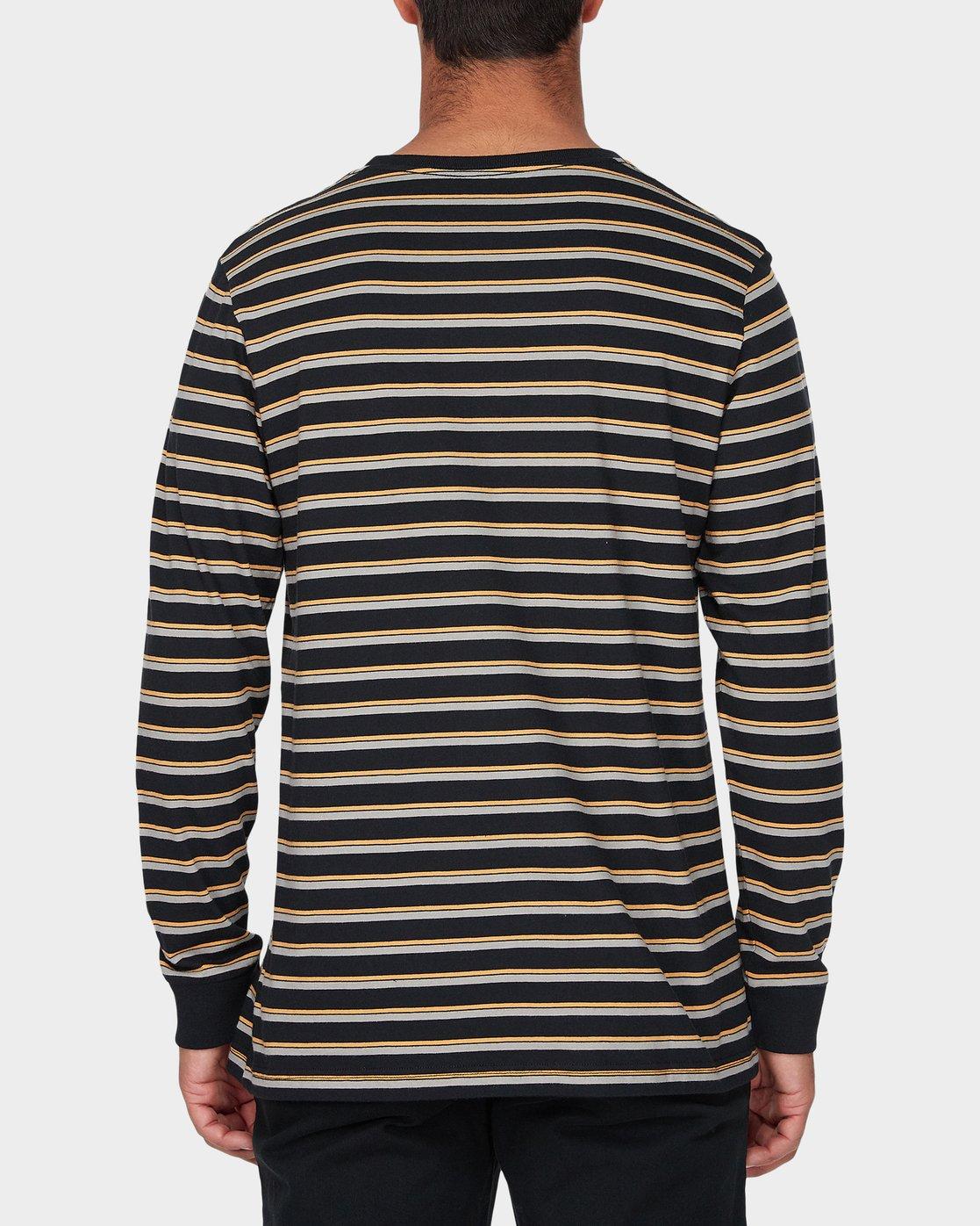 2 Slasher Long Sleeve T-Shirt  R193096 RVCA