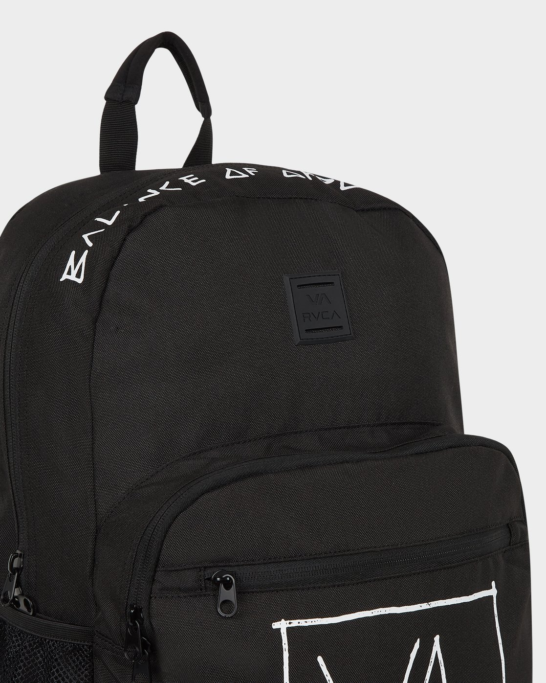 3 Scum Backpack Black R193451 RVCA
