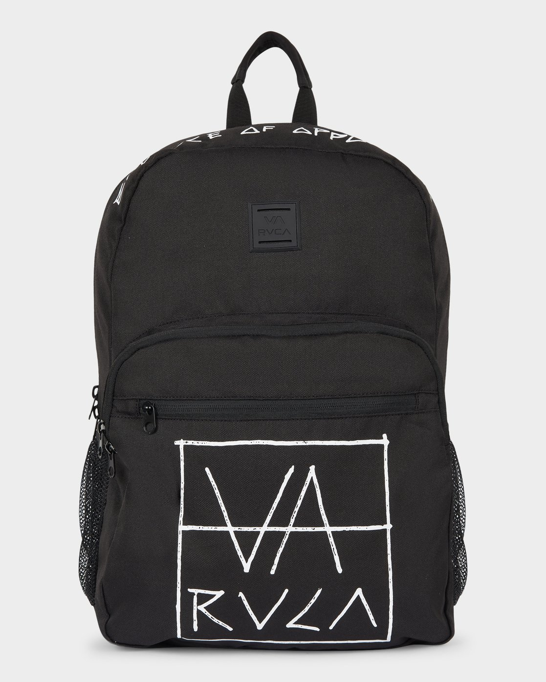 0 Scum Backpack Black R193451 RVCA