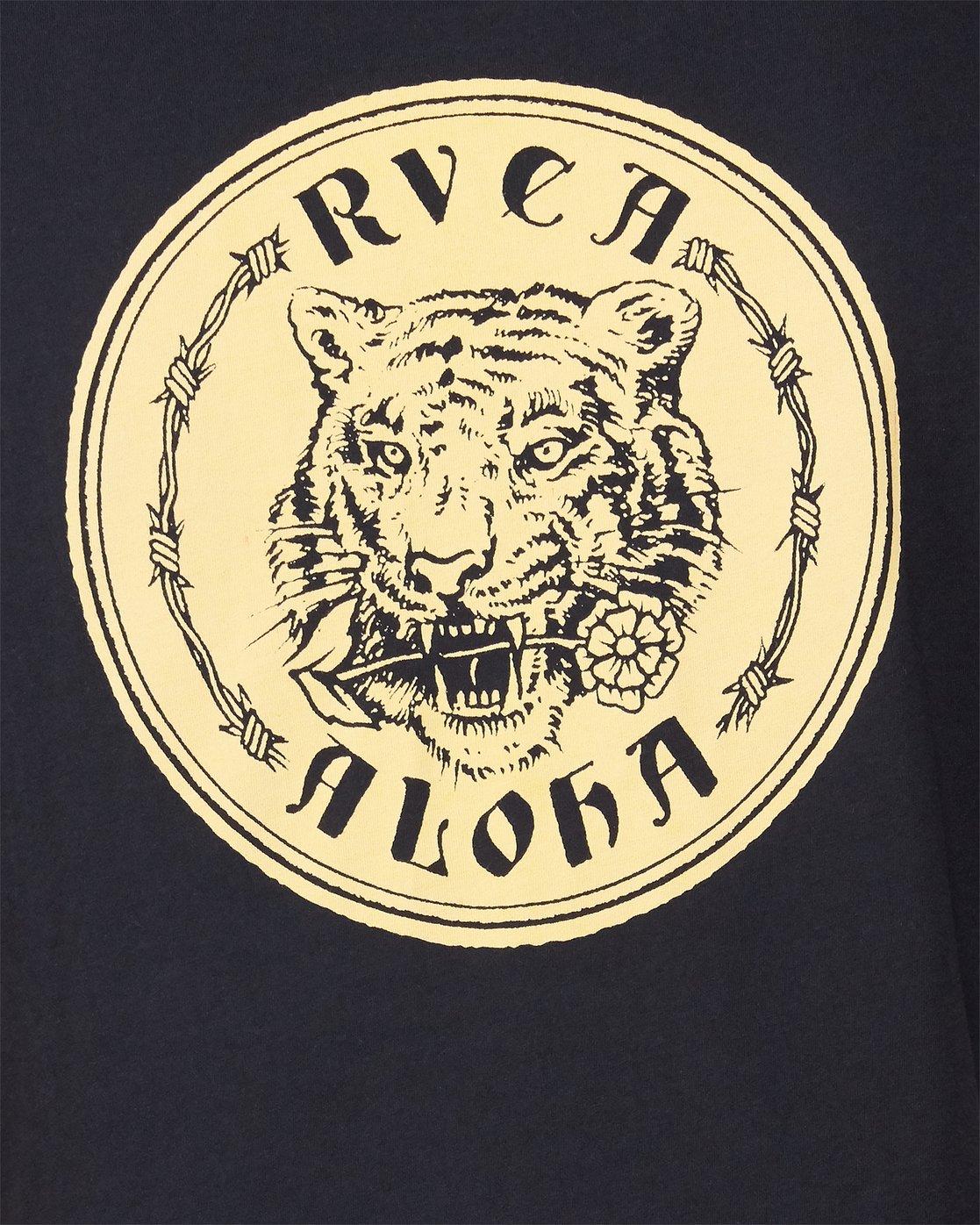 5 RVCA Aloha Benj Short Sleeve T-Shirt  R194042 RVCA