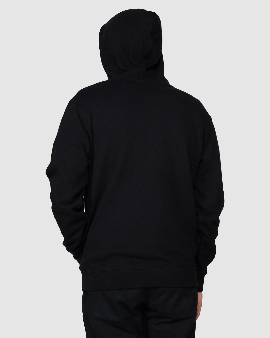 3 Too High To Surf Pullover Black R194156 RVCA