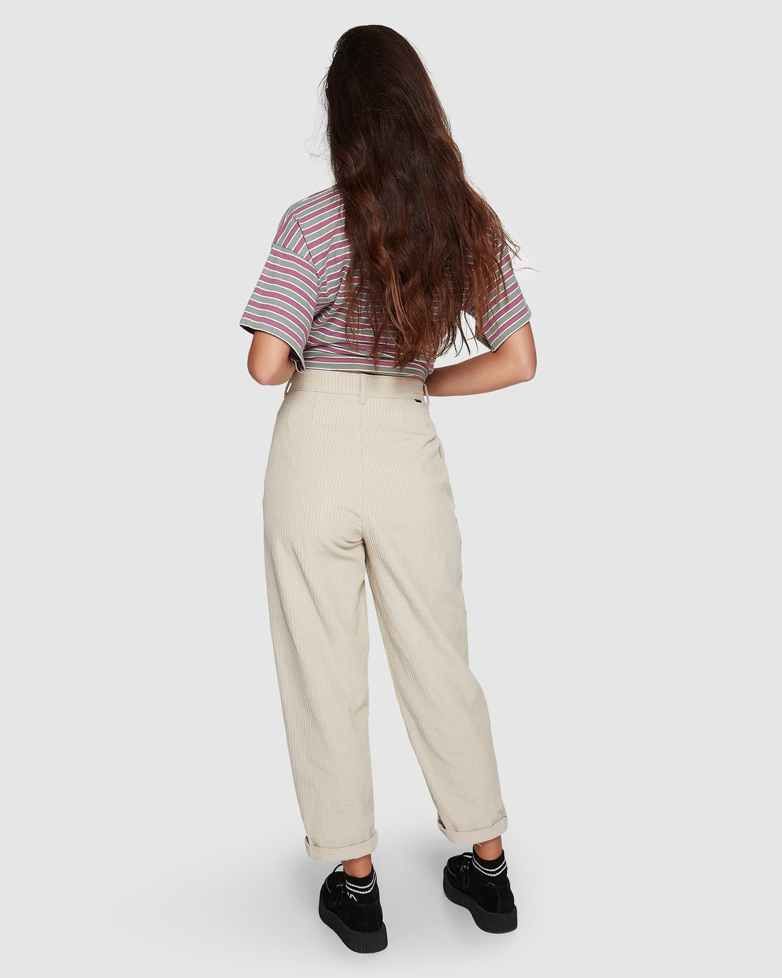 2 Plushed Trousers Beige R207271 RVCA