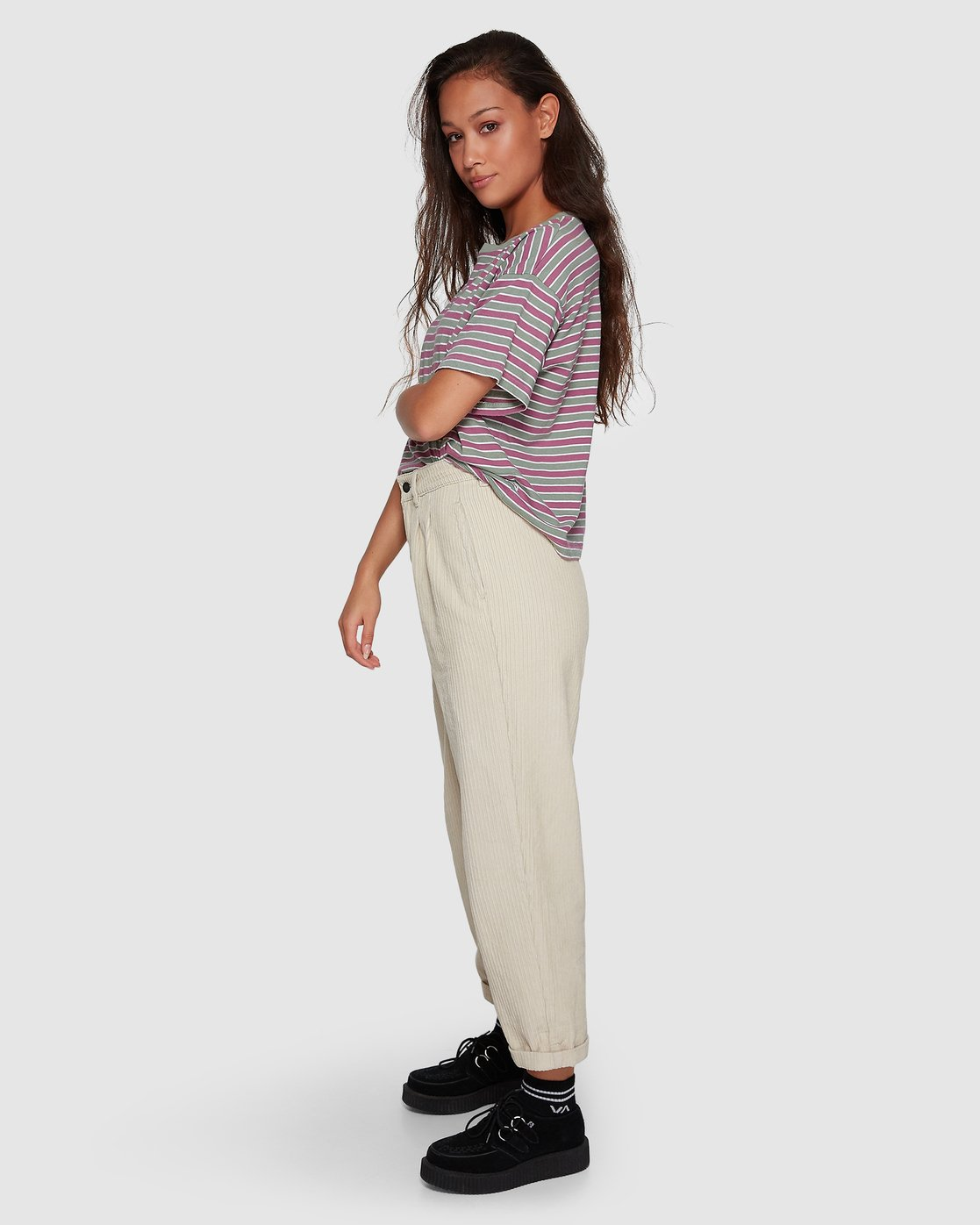 1 Plushed Trousers Beige R207271 RVCA
