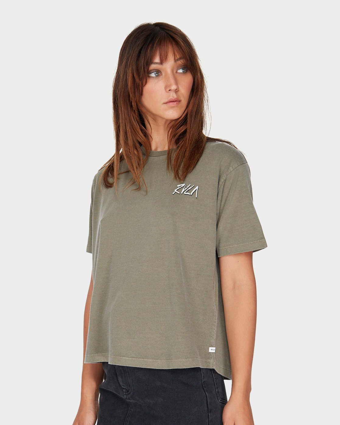 1 Chisel Box T-Shirt  R281693 RVCA
