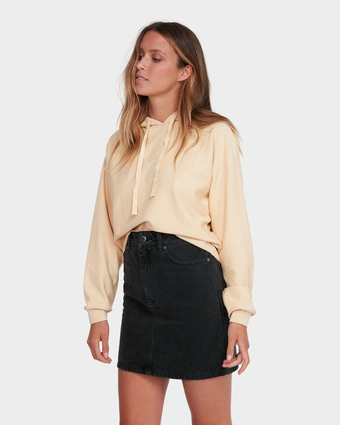 1 Jolt Skirt Black R281835 RVCA