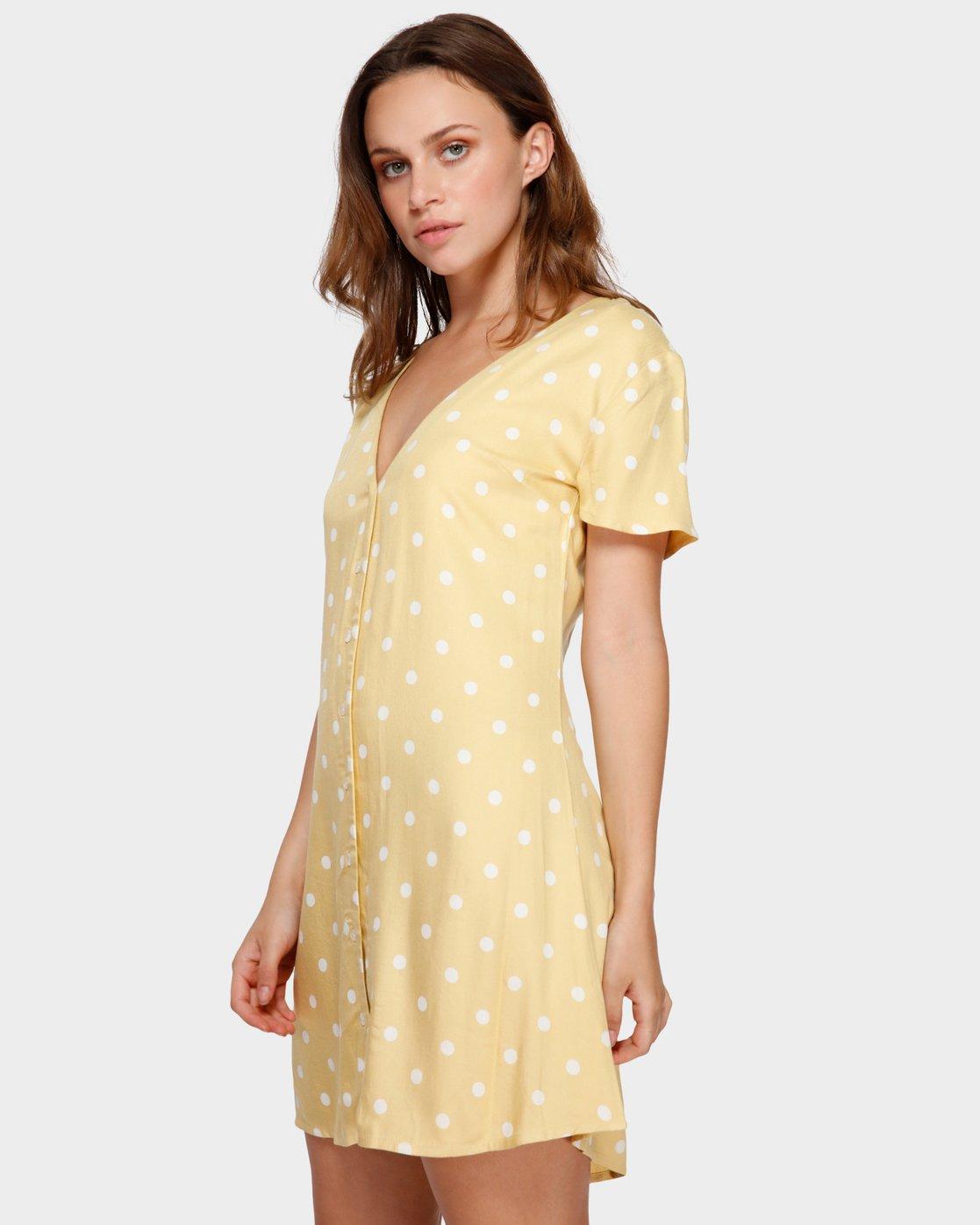 2 Benji Dress Beige R282774 RVCA