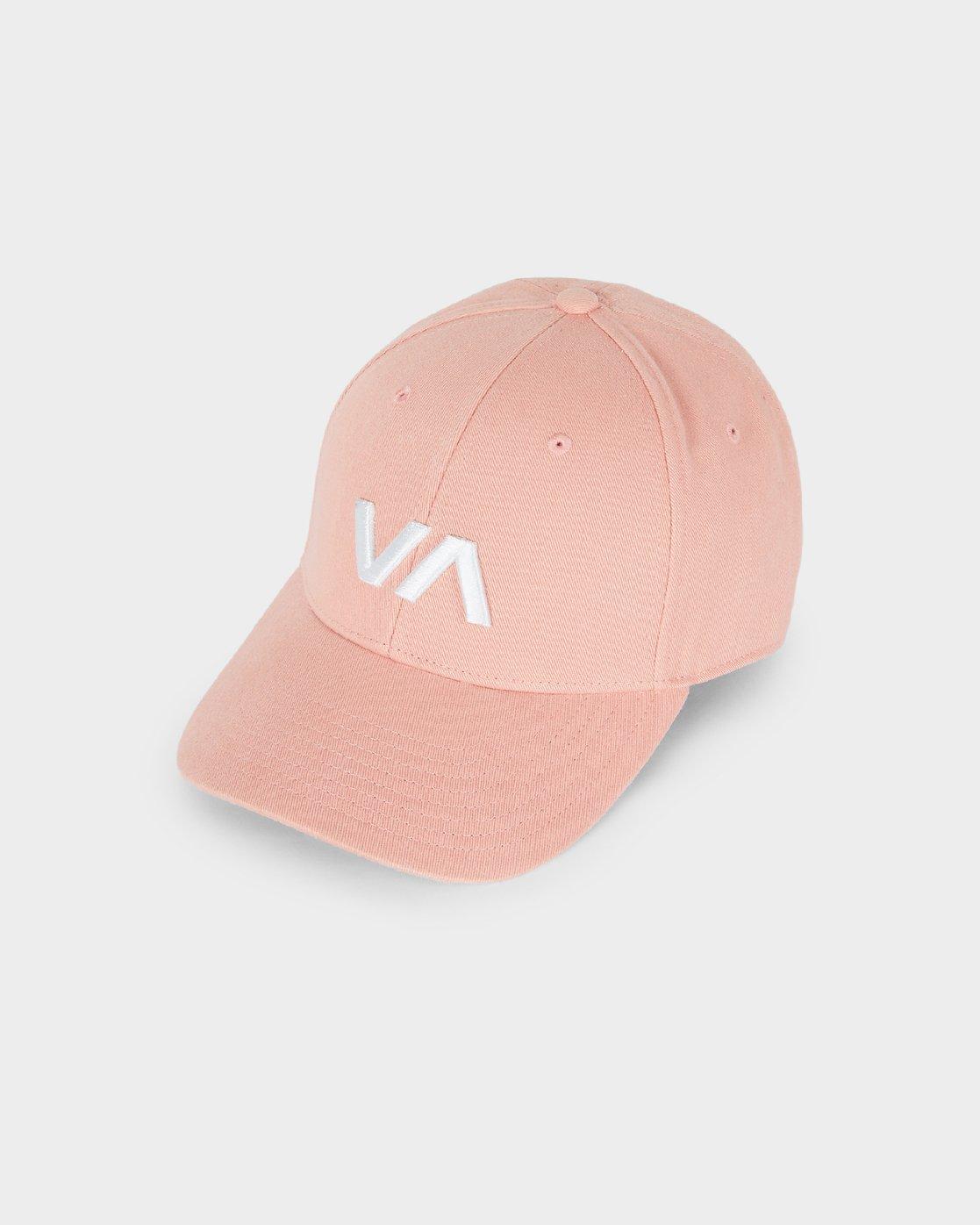 0 Va Baseball Cap Pink R283561 RVCA