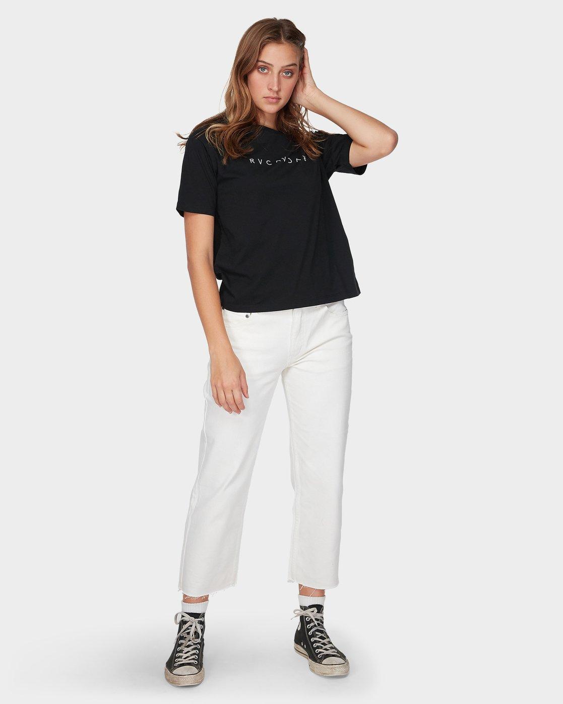 3 Switch Box T-Shirt  R293682 RVCA