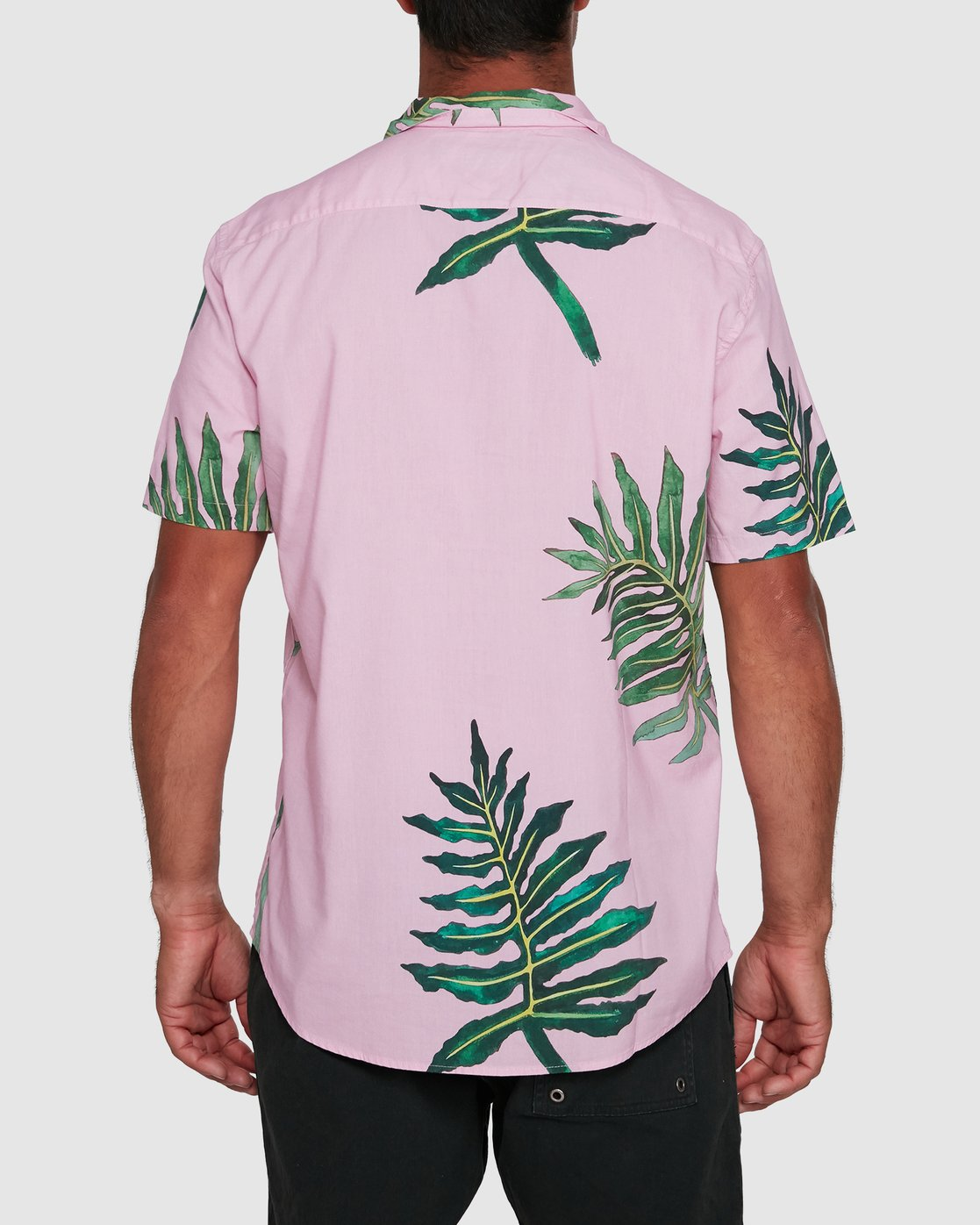 3 ROZICH SHORT SLEEVE TOP Pink R305181 RVCA