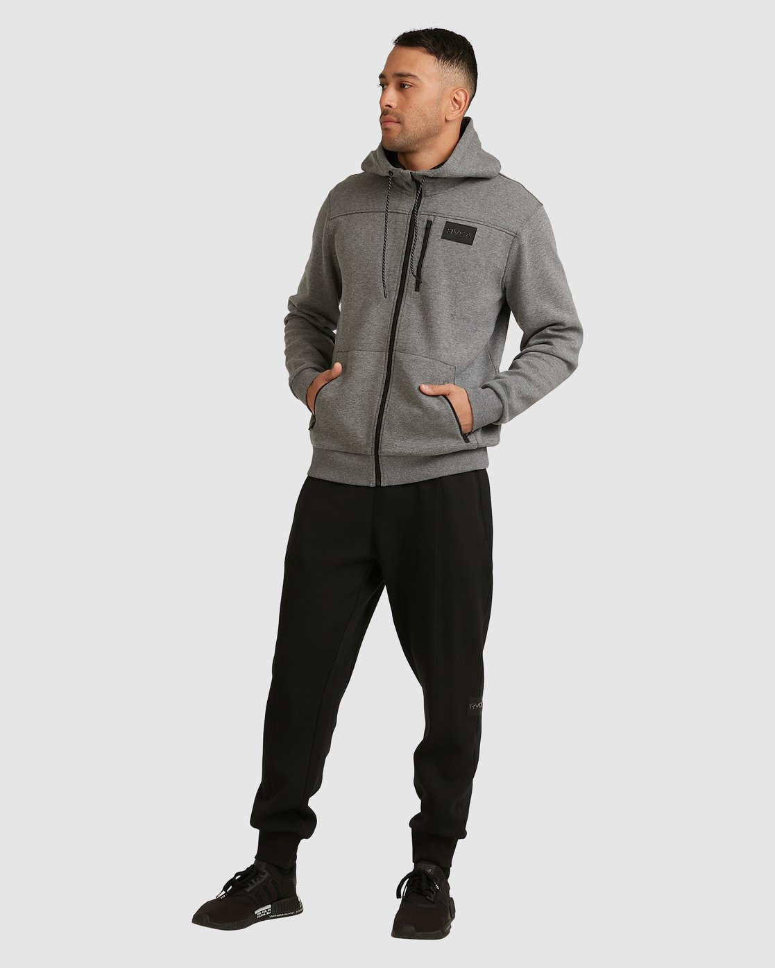 7 SPORT TECH SWEATPANT Black R305271 RVCA