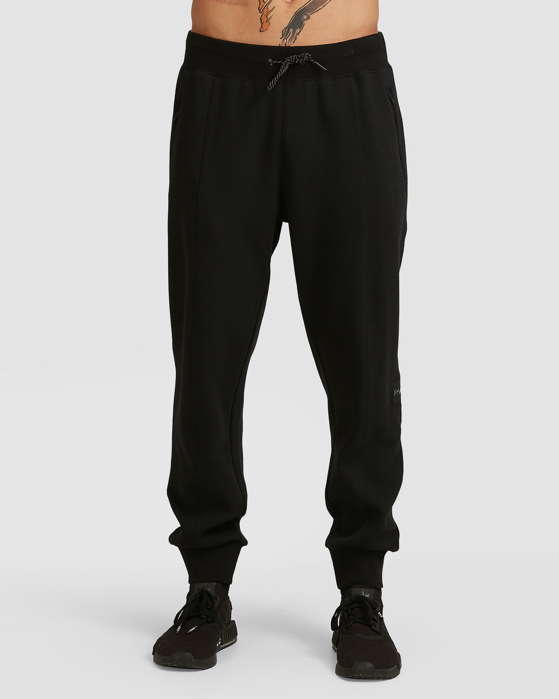 4 SPORT TECH SWEATPANT Black R305271 RVCA