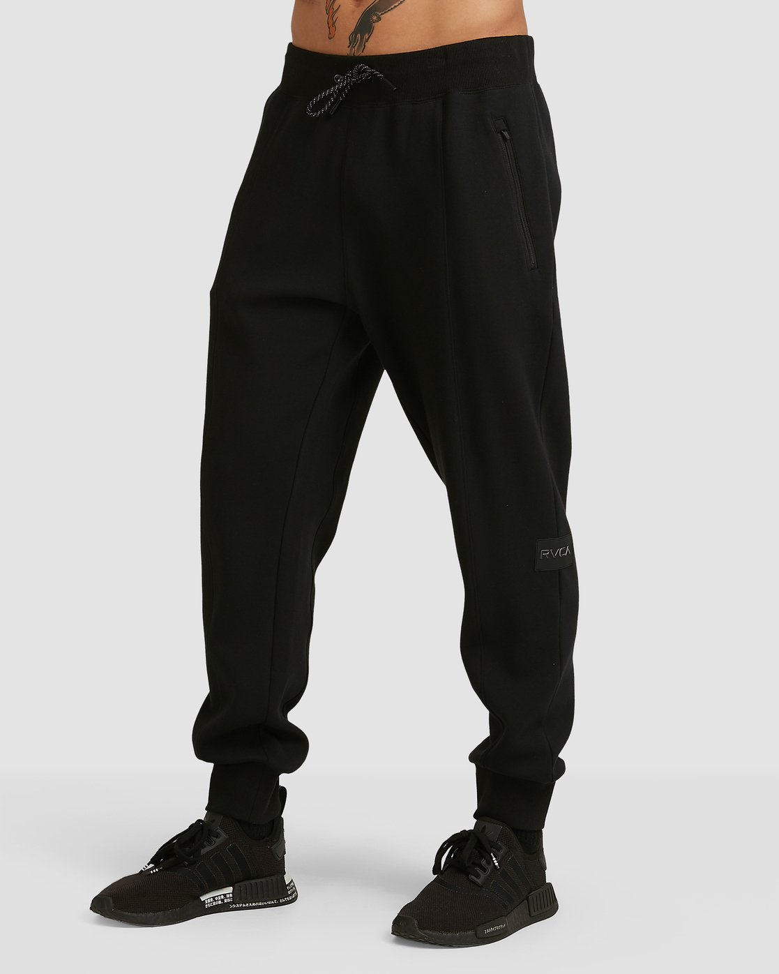 5 SPORT TECH SWEATPANT Black R305271 RVCA