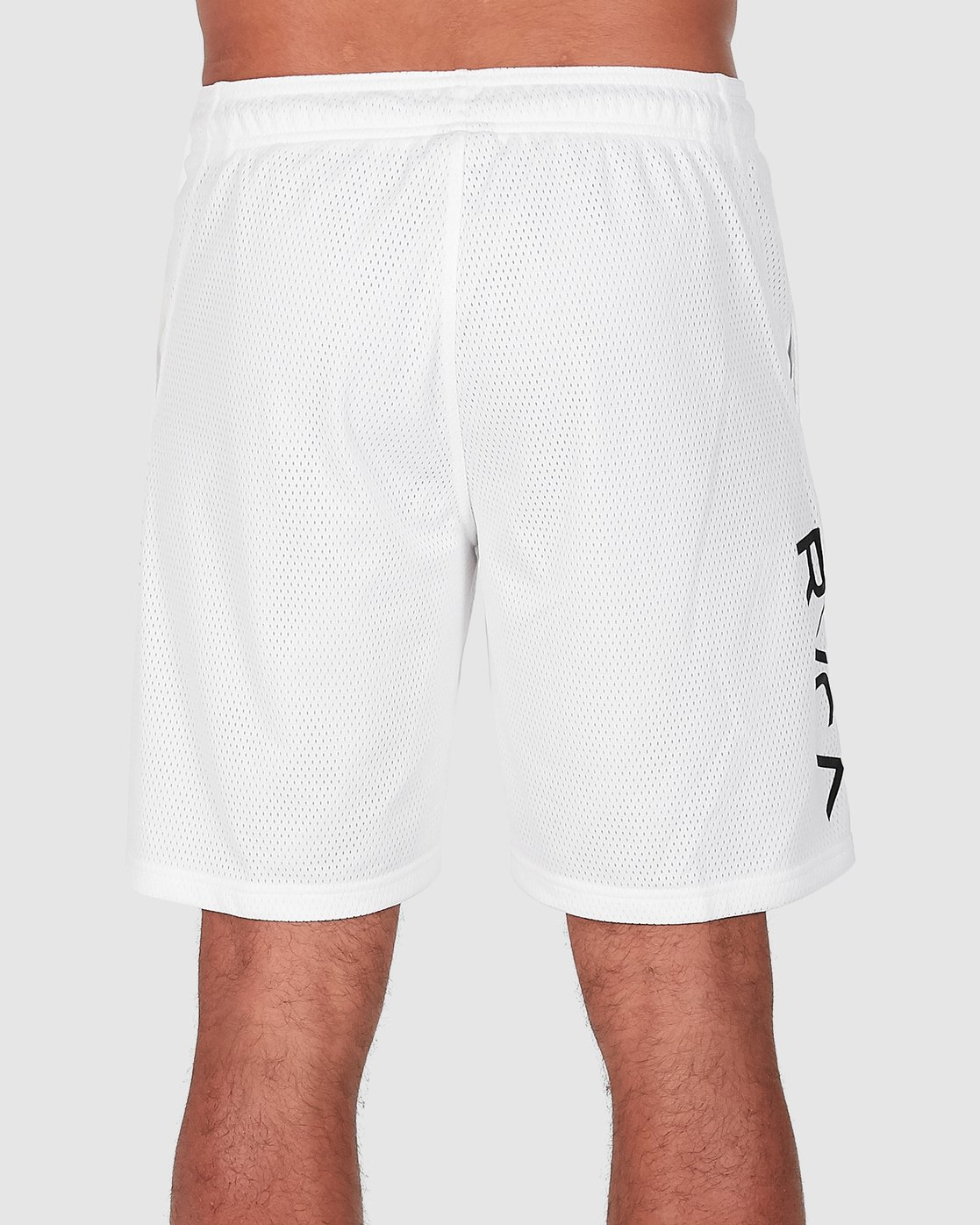 2 Va Mesh Short White R305311 RVCA